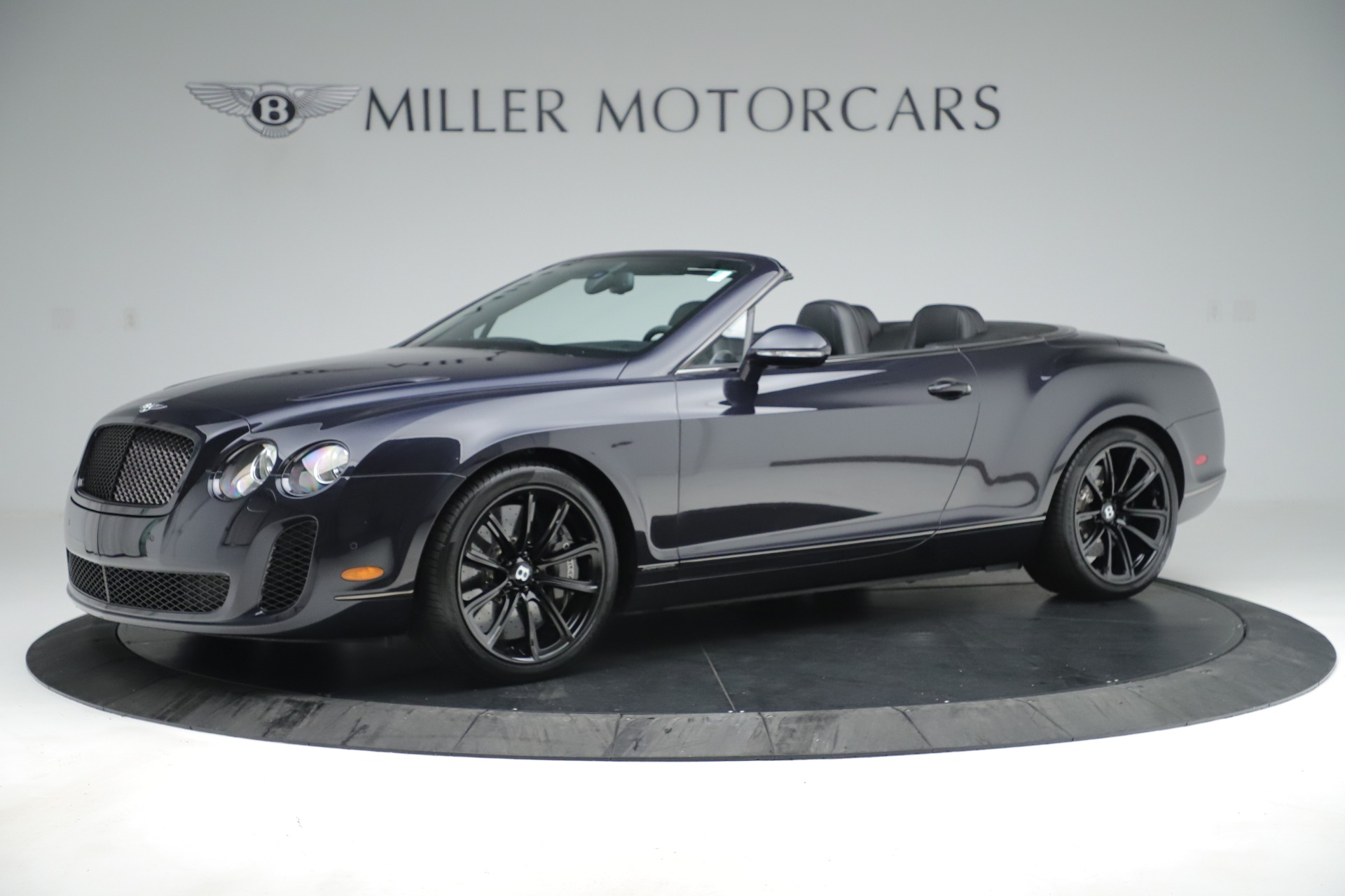Used 2012 Bentley Continental GT Supersports For Sale In Greenwich, CT. Alfa Romeo of Greenwich, R511A 3214_p2