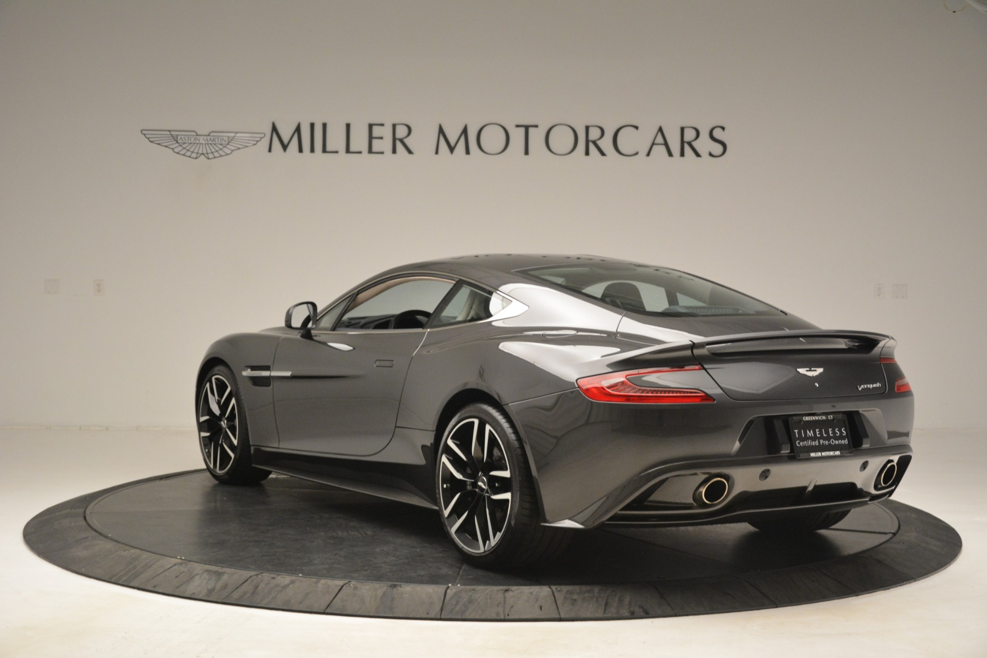 Used 2016 Aston Martin Vanquish Coupe For Sale In Greenwich, CT. Alfa Romeo of Greenwich, A1374A 3215_p5