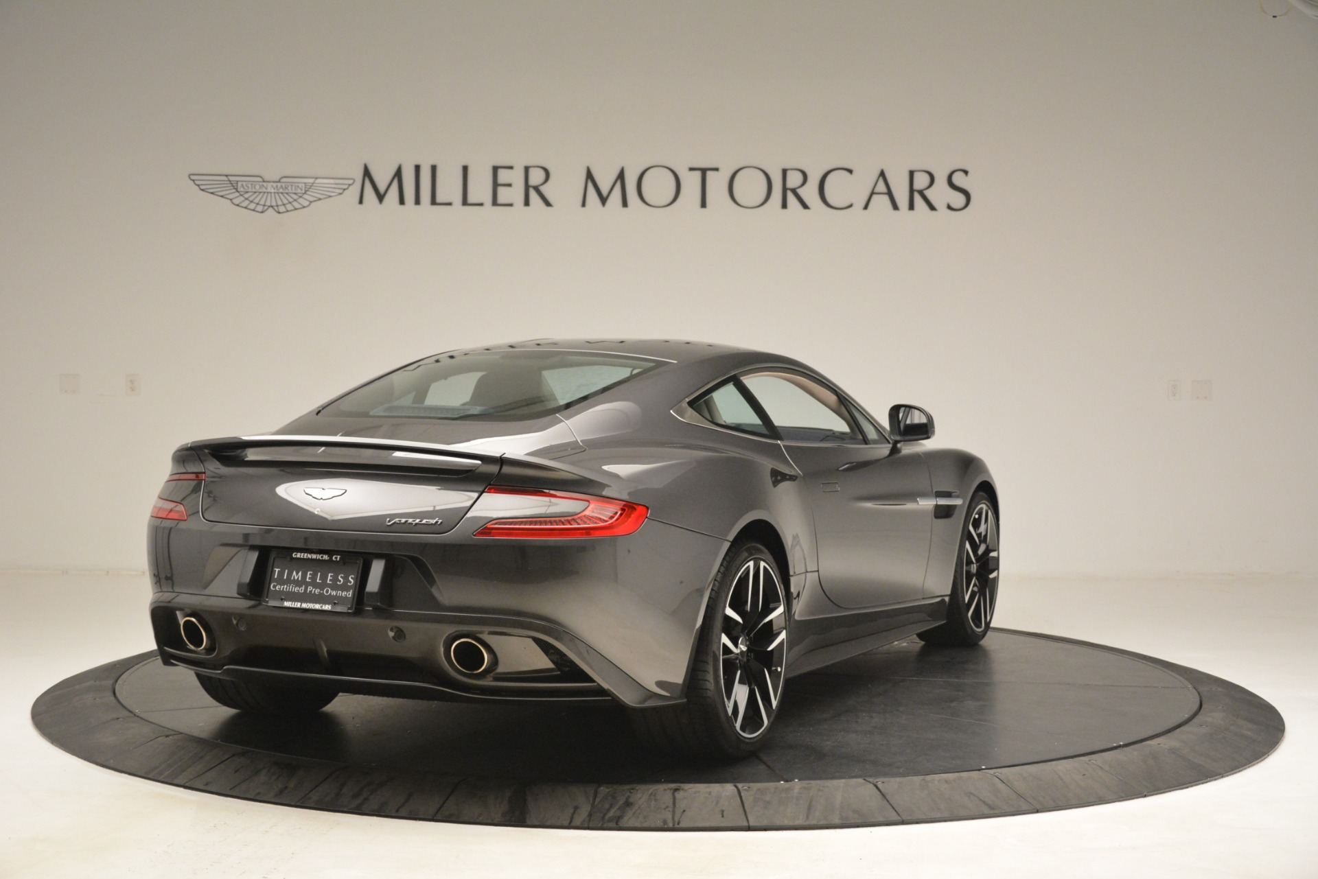 Used 2016 Aston Martin Vanquish Coupe For Sale In Greenwich, CT. Alfa Romeo of Greenwich, A1374A 3215_p7