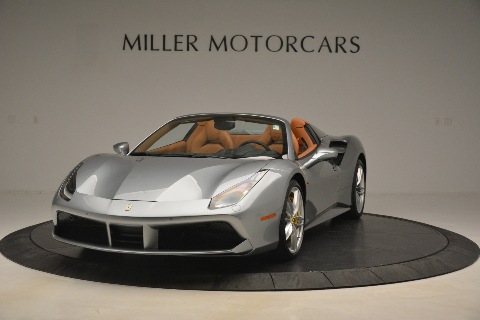 Used 2019 Ferrari 488 Spider  For Sale In Greenwich, CT. Alfa Romeo of Greenwich, 4571 3216_main