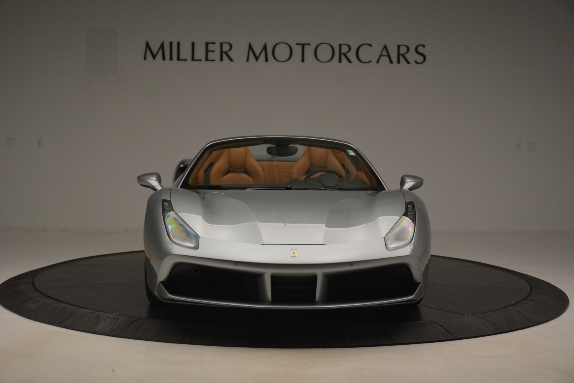 Used 2019 Ferrari 488 Spider  For Sale In Greenwich, CT. Alfa Romeo of Greenwich, 4571 3216_p12