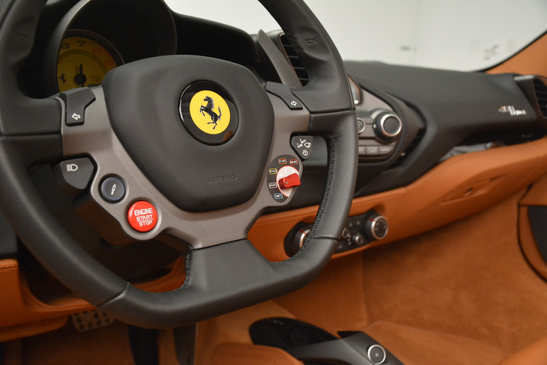 Used 2019 Ferrari 488 Spider  For Sale In Greenwich, CT. Alfa Romeo of Greenwich, 4571 3216_p29