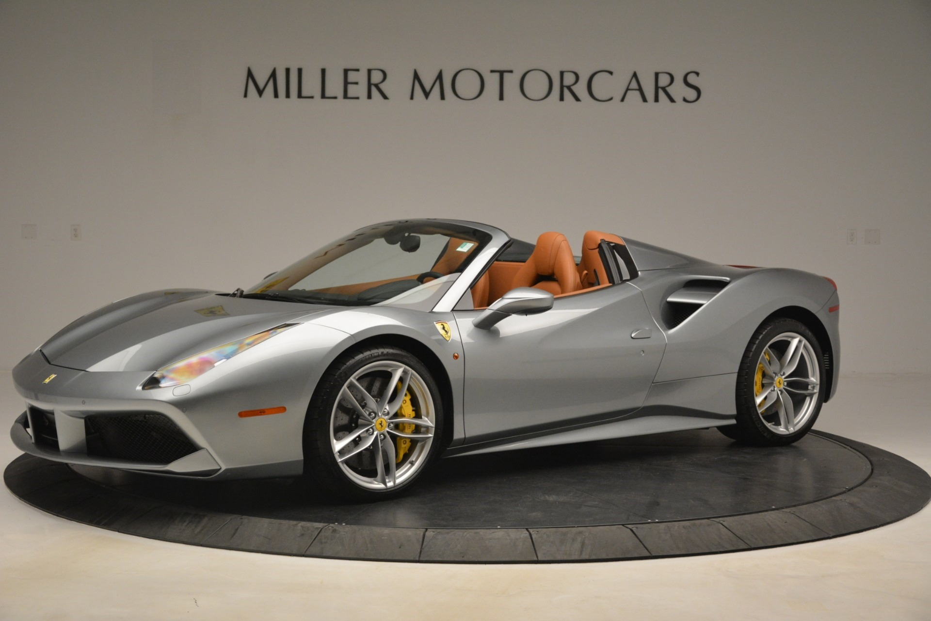 Used 2019 Ferrari 488 Spider  For Sale In Greenwich, CT. Alfa Romeo of Greenwich, 4571 3216_p2