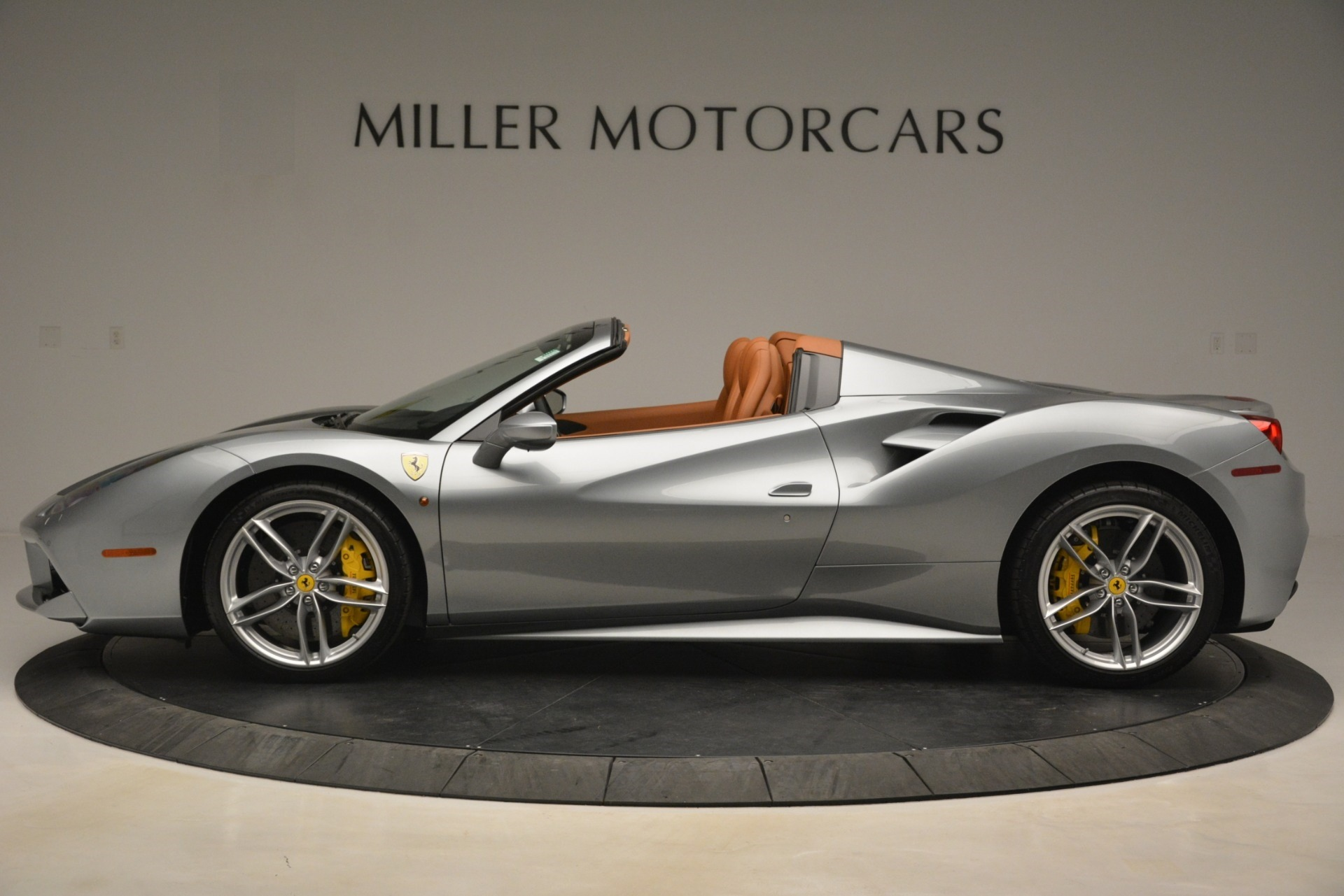 Used 2019 Ferrari 488 Spider  For Sale In Greenwich, CT. Alfa Romeo of Greenwich, 4571 3216_p3