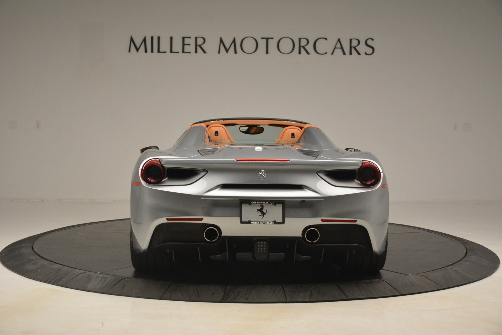 Used 2019 Ferrari 488 Spider  For Sale In Greenwich, CT. Alfa Romeo of Greenwich, 4571 3216_p6