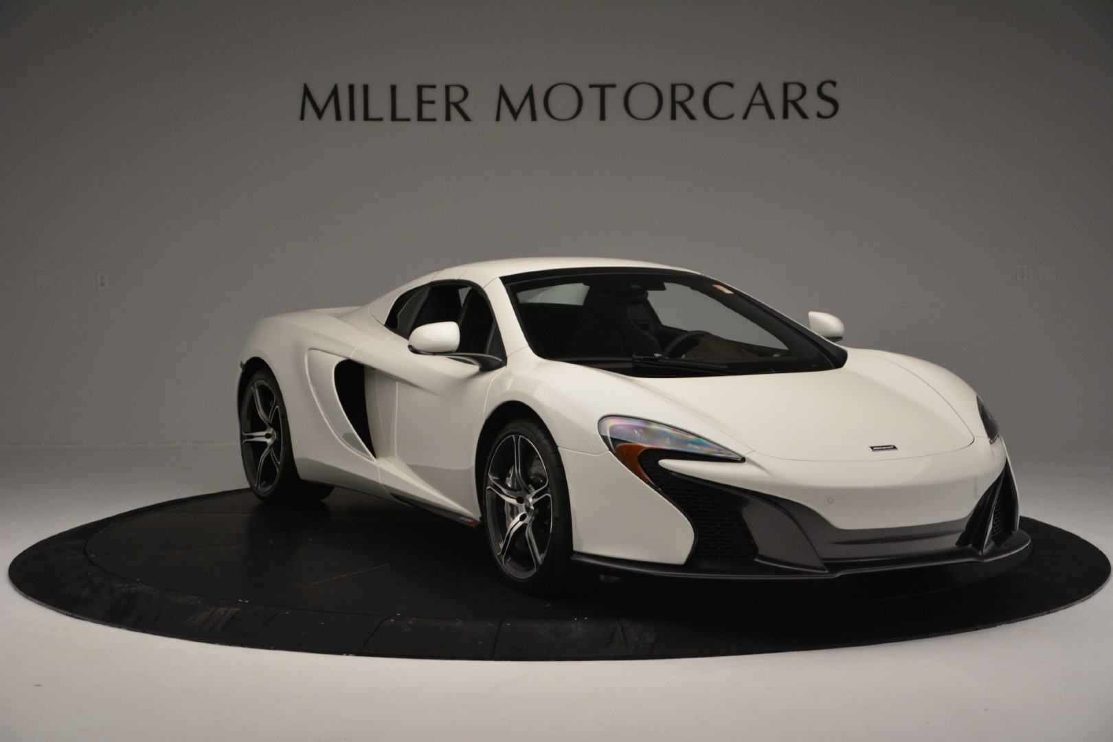Used 2015 McLaren 650S Spider Convertible For Sale In Greenwich, CT. Alfa Romeo of Greenwich, 3169 3219_p16