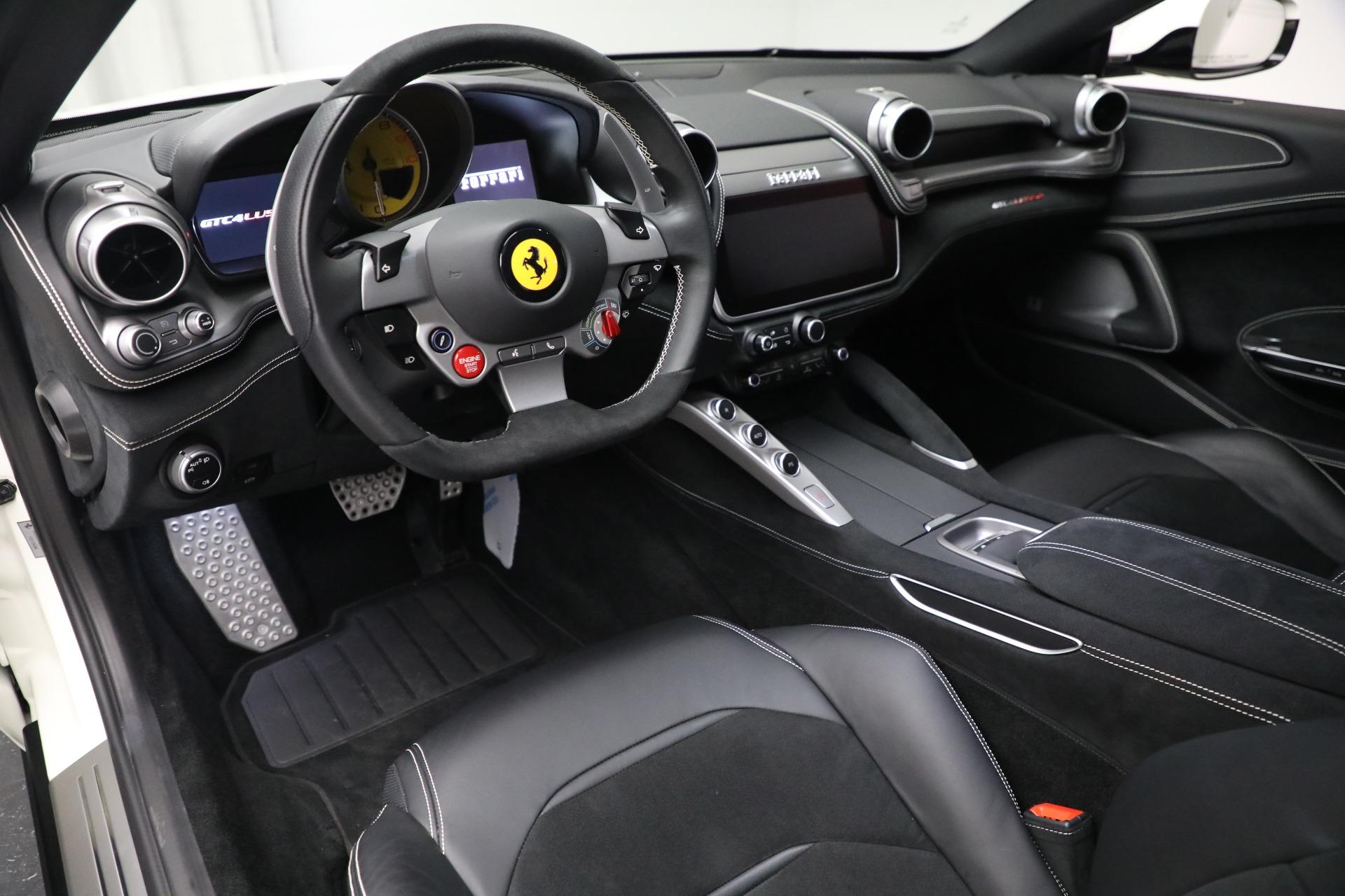 Used 2018 Ferrari GTC4Lusso  For Sale In Greenwich, CT. Alfa Romeo of Greenwich, F1962A 3221_p13
