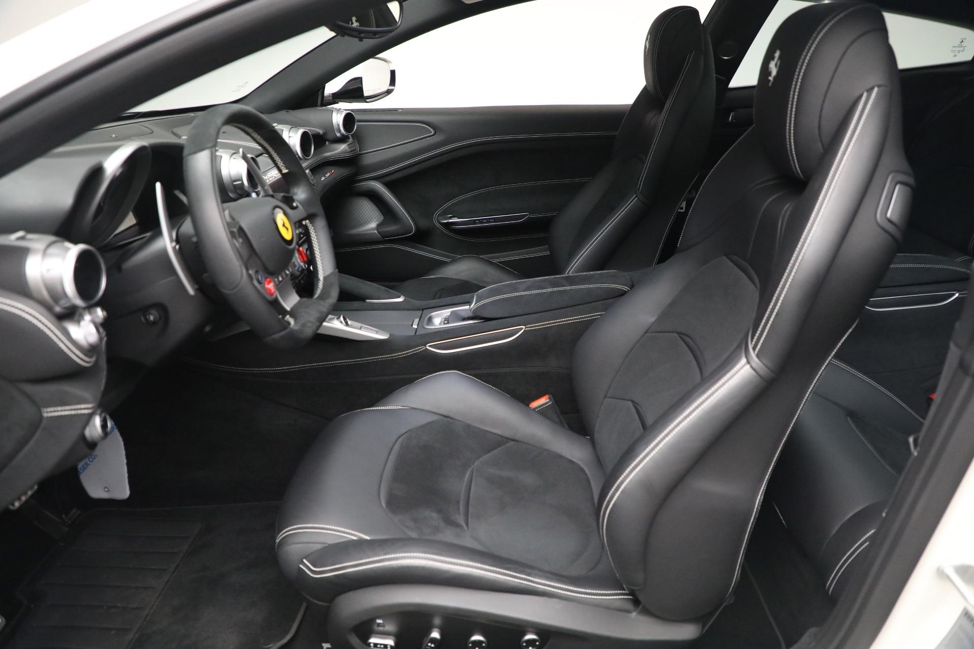 Used 2018 Ferrari GTC4Lusso  For Sale In Greenwich, CT. Alfa Romeo of Greenwich, F1962A 3221_p14