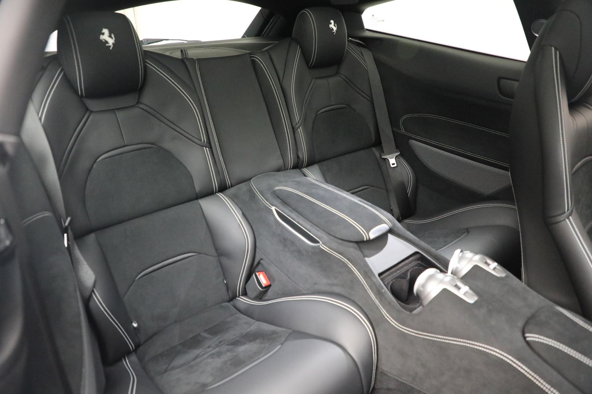 Used 2018 Ferrari GTC4Lusso  For Sale In Greenwich, CT. Alfa Romeo of Greenwich, F1962A 3221_p20