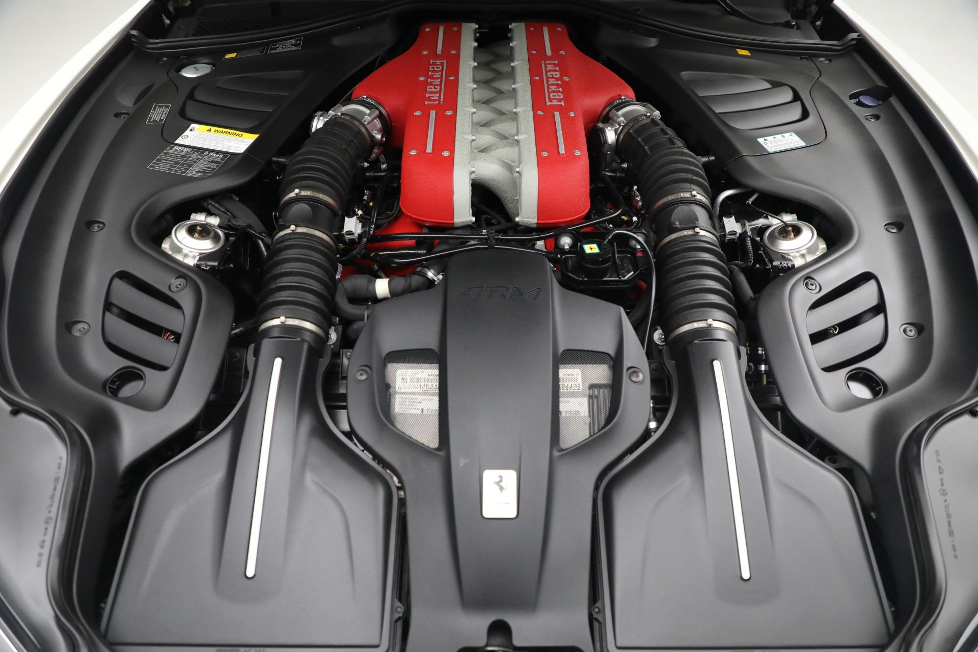 Used 2018 Ferrari GTC4Lusso  For Sale In Greenwich, CT. Alfa Romeo of Greenwich, F1962A 3221_p21