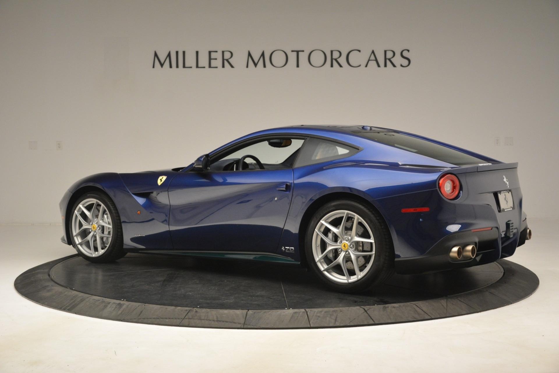 Used 2017 Ferrari F12 Berlinetta  For Sale In Greenwich, CT. Alfa Romeo of Greenwich, 4572C 3222_p4