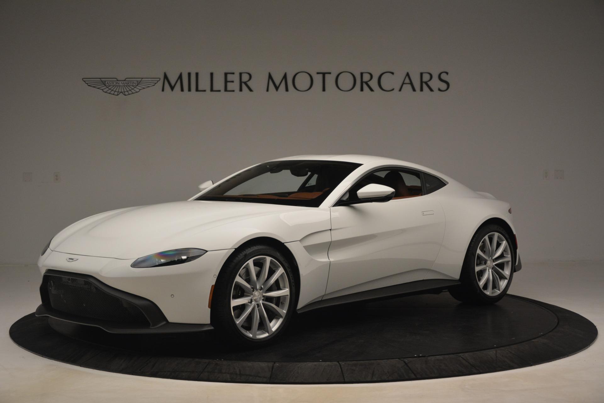 New 2019 Aston Martin Vantage Coupe For Sale In Greenwich, CT. Alfa Romeo of Greenwich, A1373 3227_main
