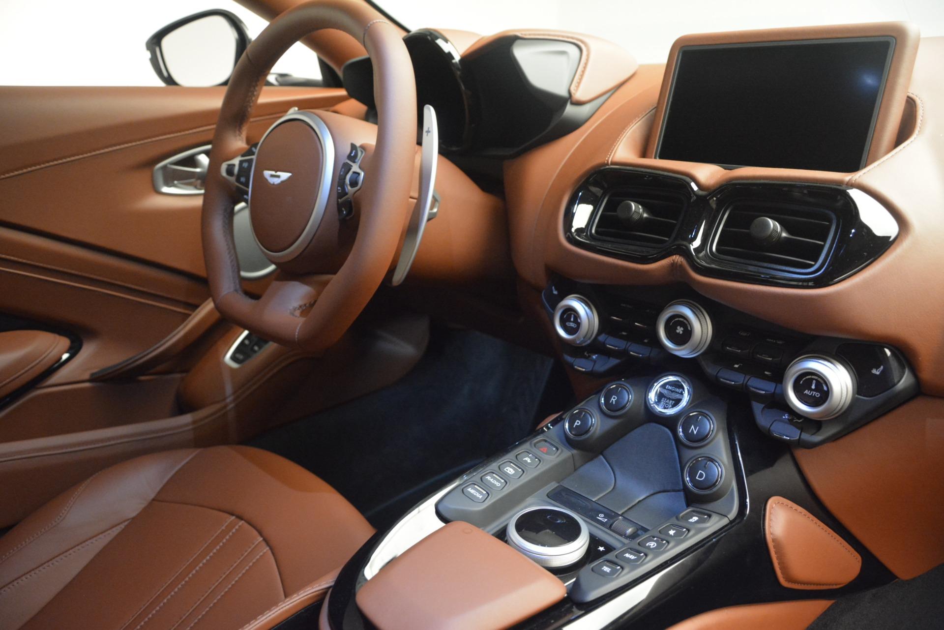 New 2019 Aston Martin Vantage Coupe For Sale In Greenwich, CT. Alfa Romeo of Greenwich, A1373 3227_p20