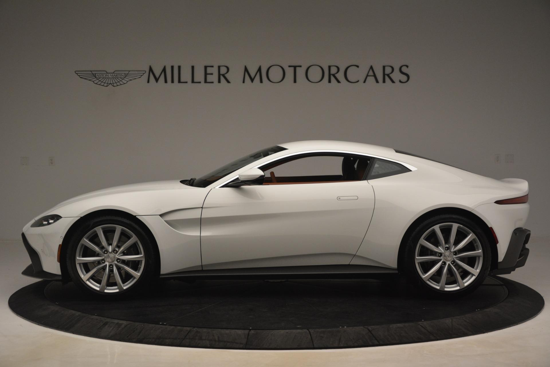 New 2019 Aston Martin Vantage Coupe For Sale In Greenwich, CT. Alfa Romeo of Greenwich, A1373 3227_p2