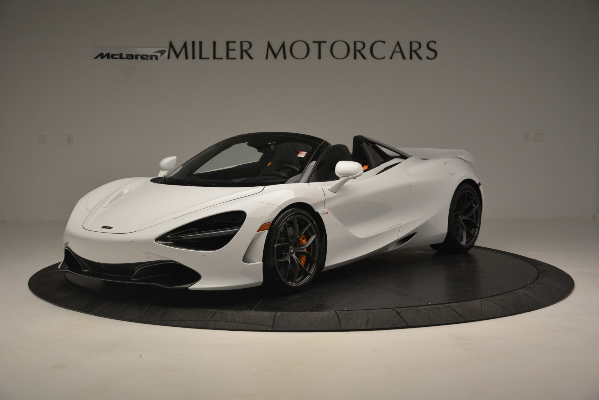 New 2020 McLaren 720S Spider Convertible For Sale In Greenwich, CT. Alfa Romeo of Greenwich, MC432 3229_main