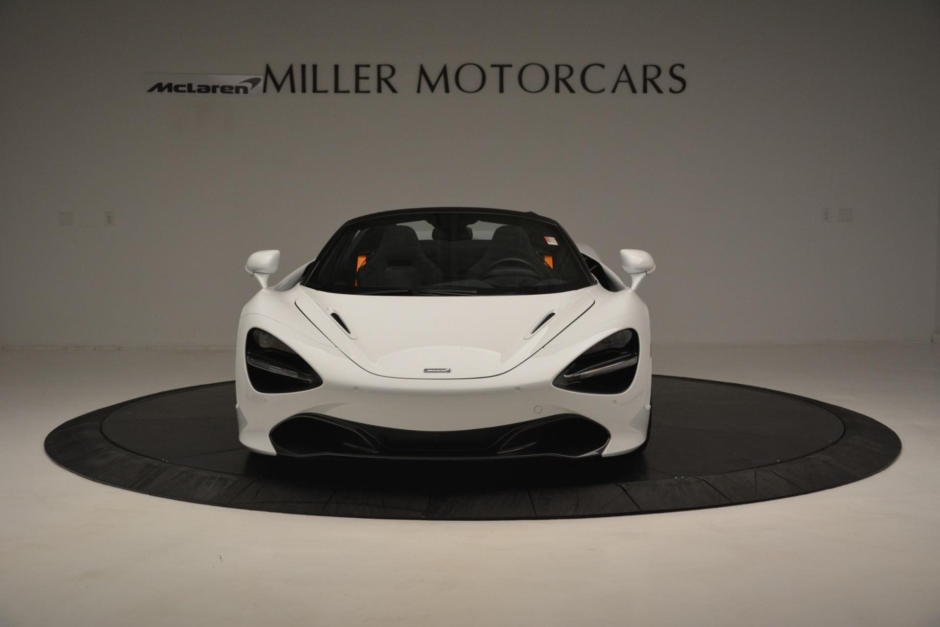 New 2020 McLaren 720S Spider Convertible For Sale In Greenwich, CT. Alfa Romeo of Greenwich, MC432 3229_p10