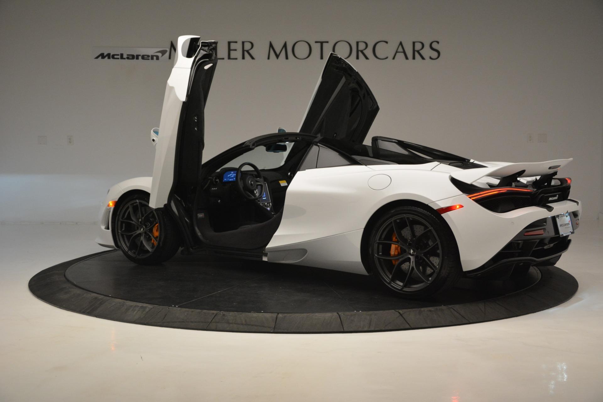 New 2020 McLaren 720S Spider Convertible For Sale In Greenwich, CT. Alfa Romeo of Greenwich, MC432 3229_p19