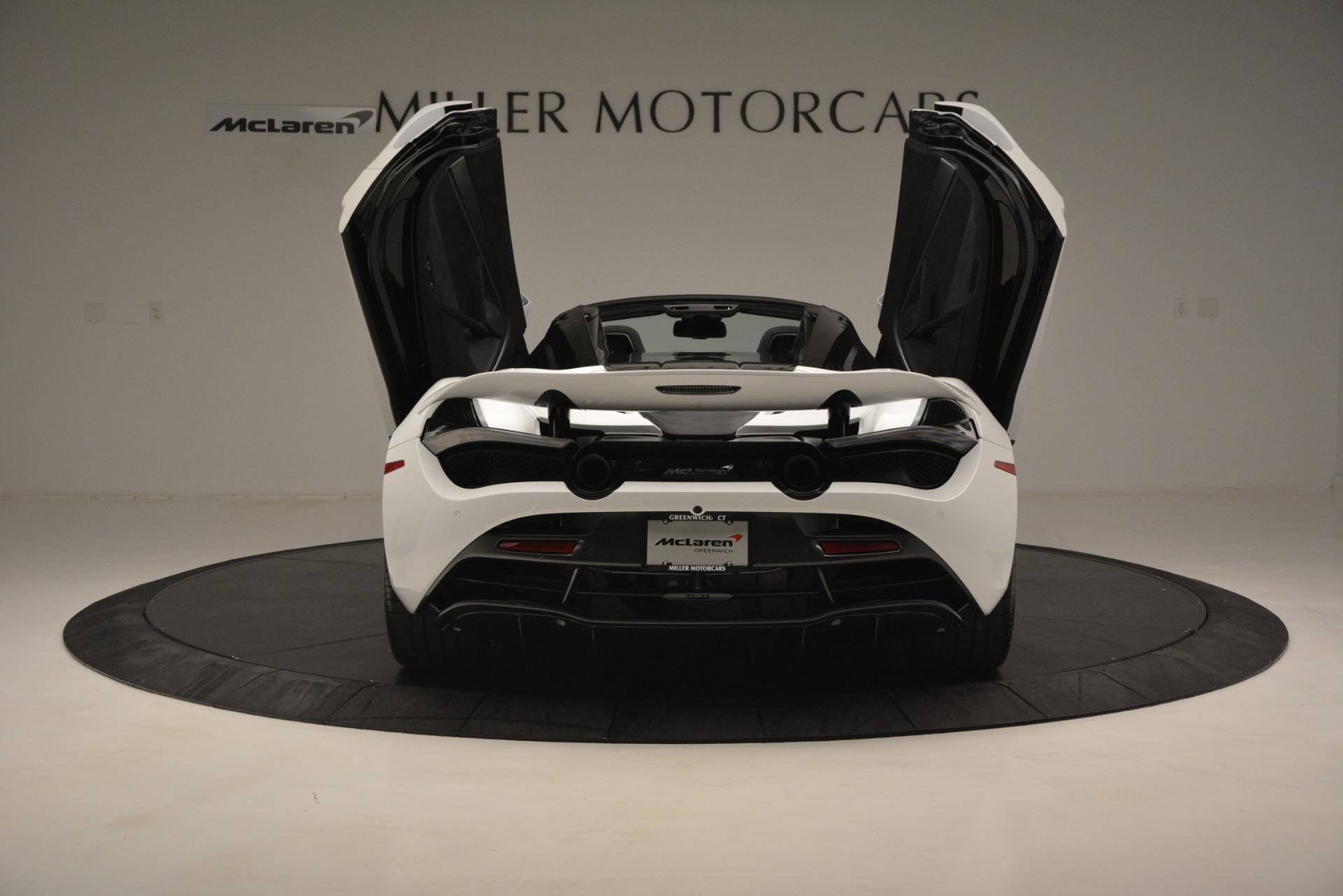New 2020 McLaren 720S Spider Convertible For Sale In Greenwich, CT. Alfa Romeo of Greenwich, MC432 3229_p20