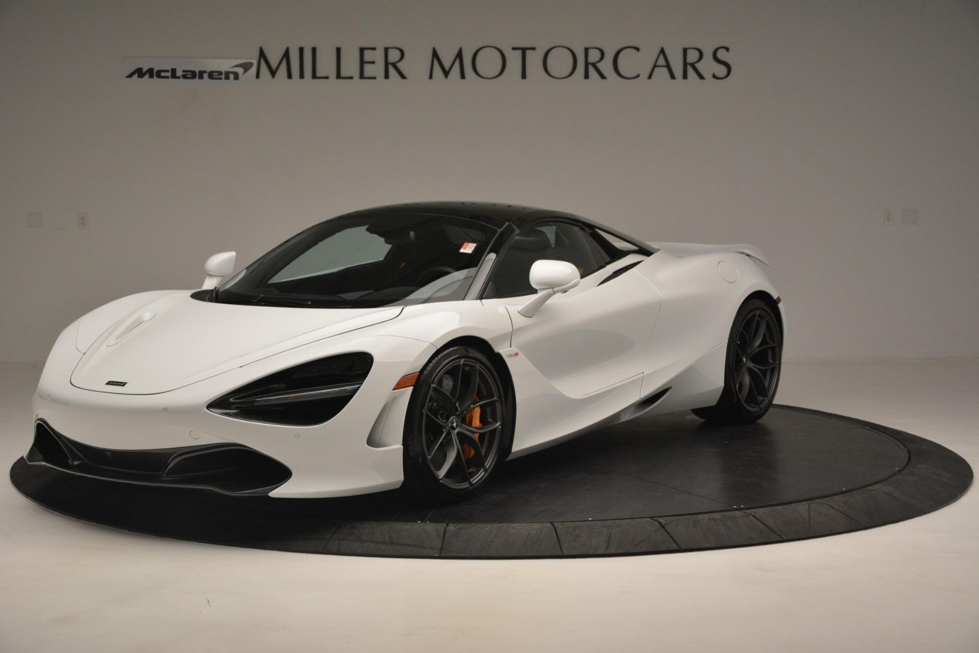 New 2020 McLaren 720S Spider Convertible For Sale In Greenwich, CT. Alfa Romeo of Greenwich, MC432 3229_p2
