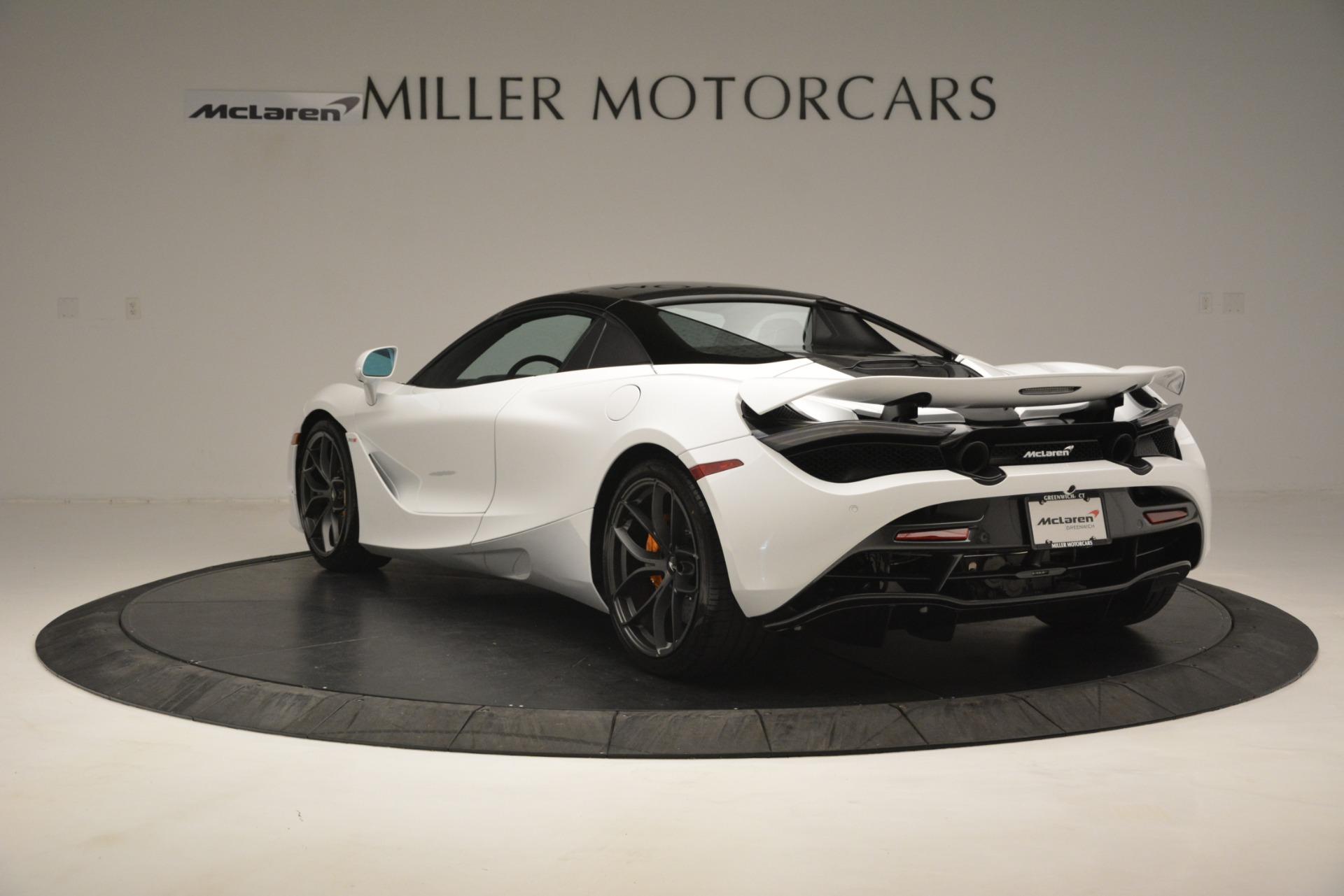 New 2020 McLaren 720S Spider Convertible For Sale In Greenwich, CT. Alfa Romeo of Greenwich, MC432 3229_p4