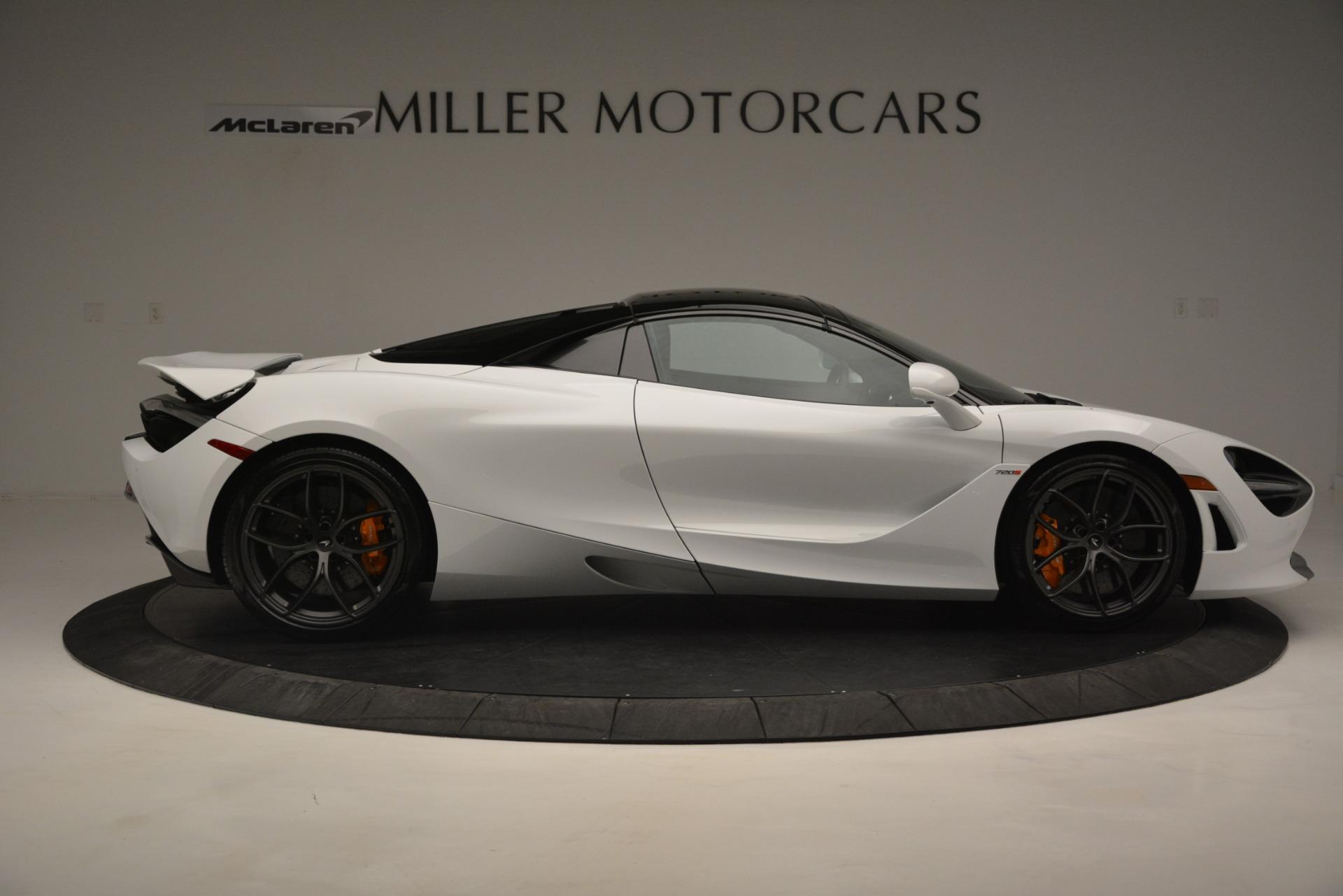 New 2020 McLaren 720S Spider Convertible For Sale In Greenwich, CT. Alfa Romeo of Greenwich, MC432 3229_p7