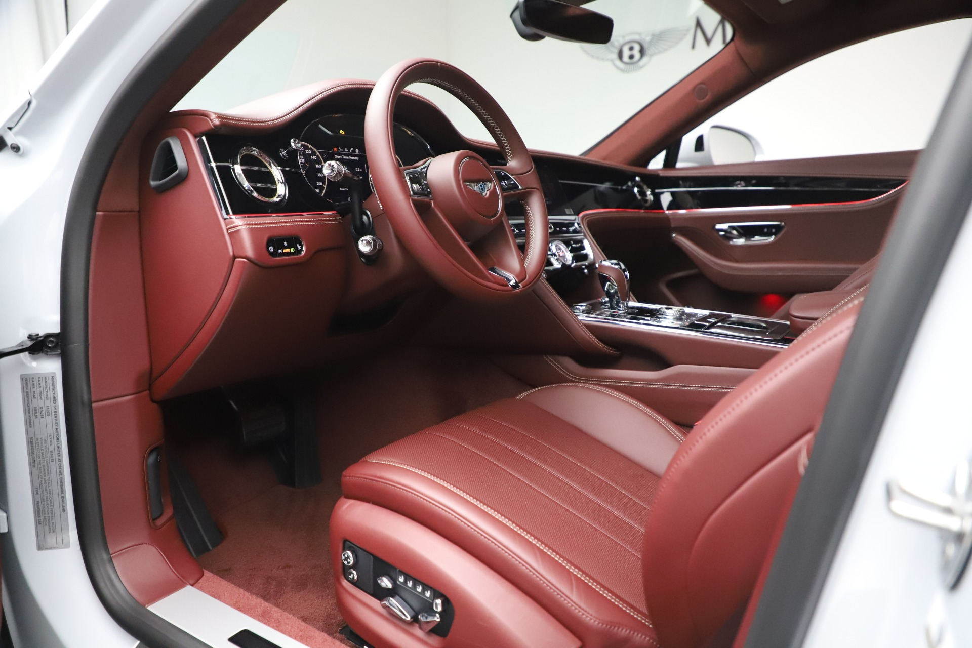 New 2021 Bentley Flying Spur  For Sale In Greenwich, CT. Alfa Romeo of Greenwich, 21SPUR 3230_p21