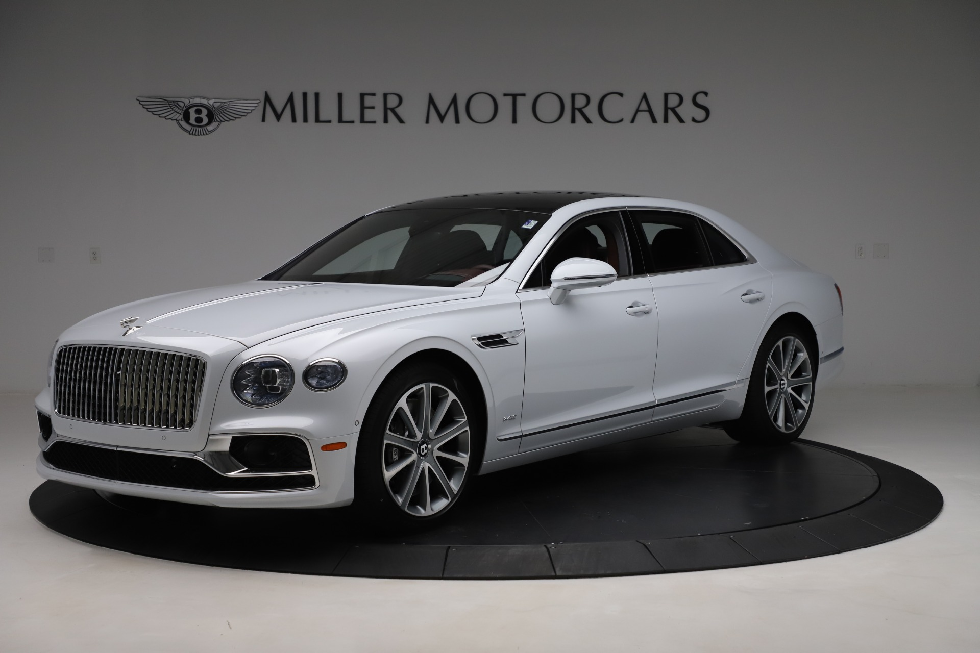 New 2021 Bentley Flying Spur  For Sale In Greenwich, CT. Alfa Romeo of Greenwich, 21SPUR 3230_p2