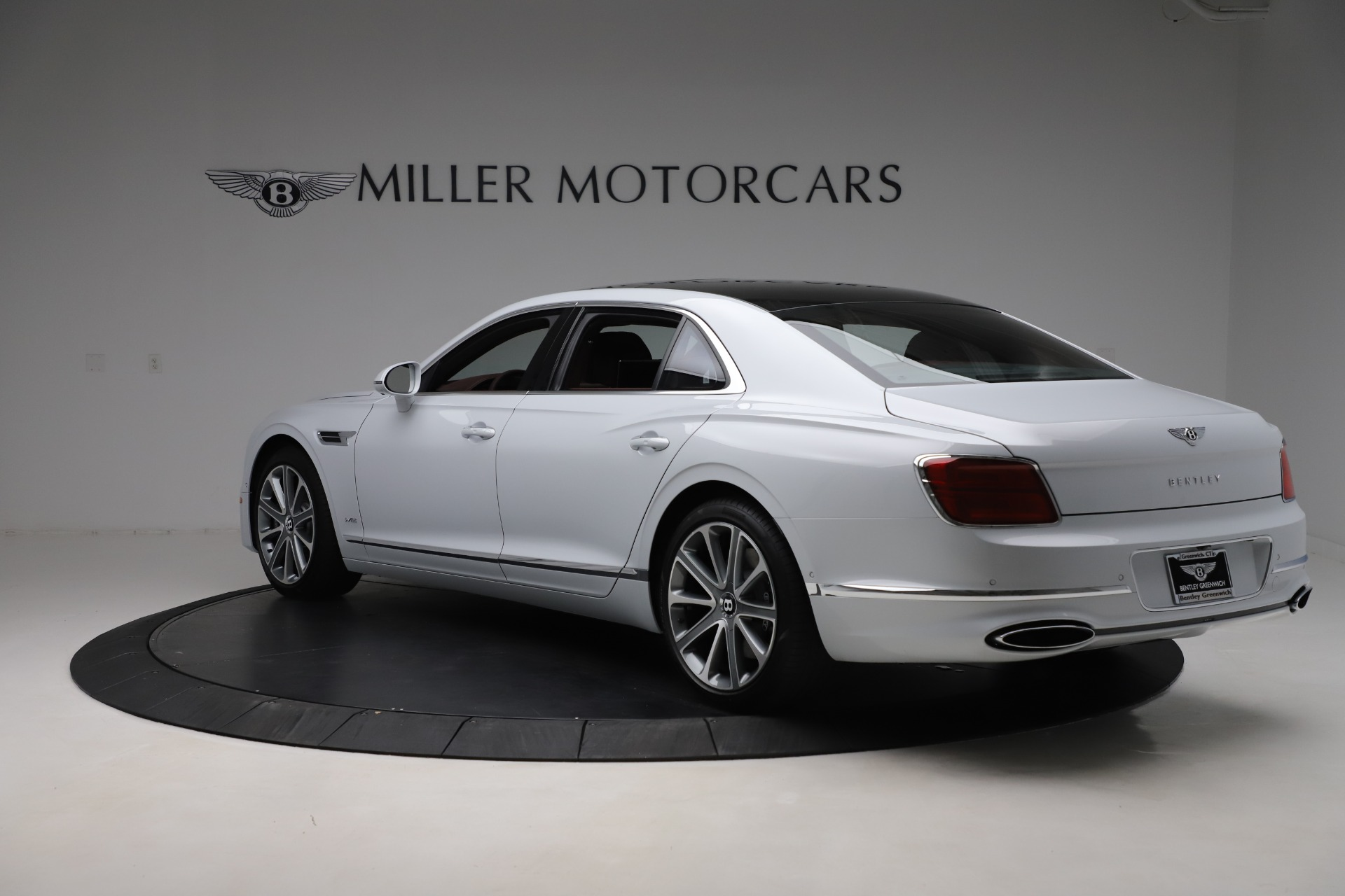 New 2021 Bentley Flying Spur  For Sale In Greenwich, CT. Alfa Romeo of Greenwich, 21SPUR 3230_p5