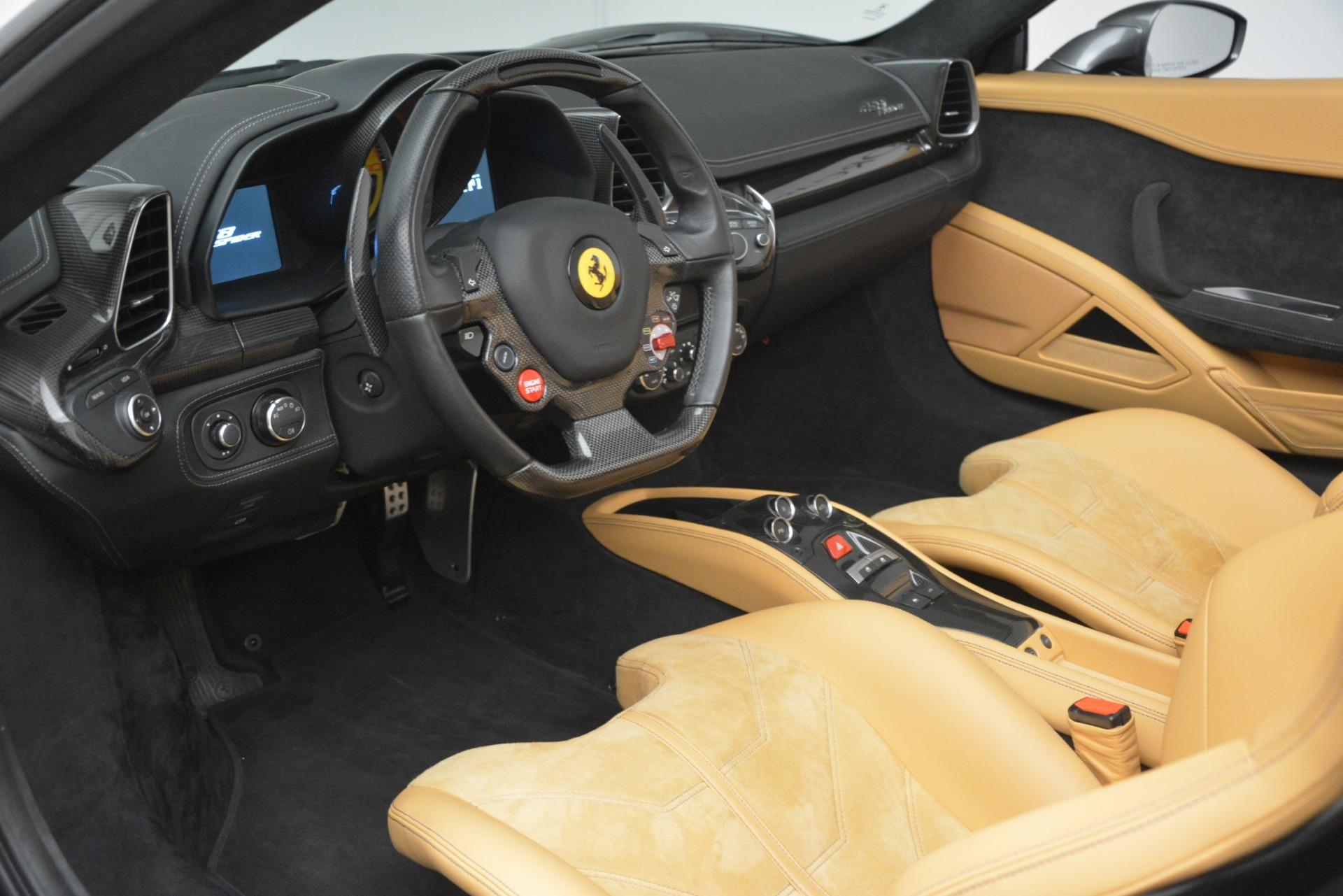 Used 2013 Ferrari 458 Spider  For Sale In Greenwich, CT. Alfa Romeo of Greenwich, 4575 3232_p17