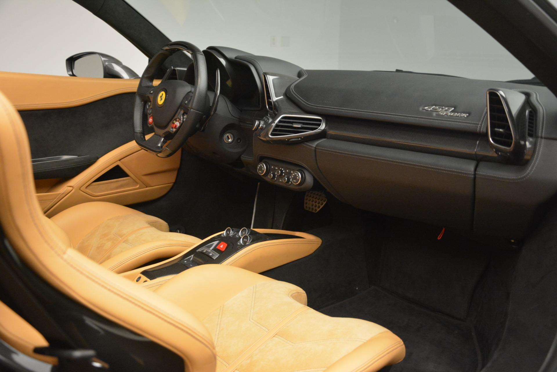 Used 2013 Ferrari 458 Spider  For Sale In Greenwich, CT. Alfa Romeo of Greenwich, 4575 3232_p20
