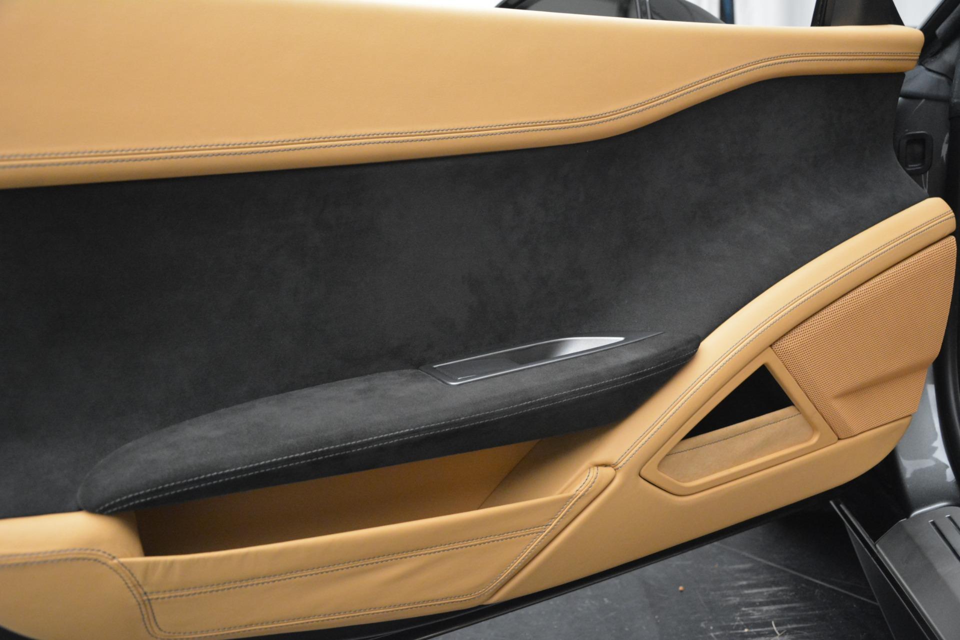 Used 2013 Ferrari 458 Spider  For Sale In Greenwich, CT. Alfa Romeo of Greenwich, 4575 3232_p26