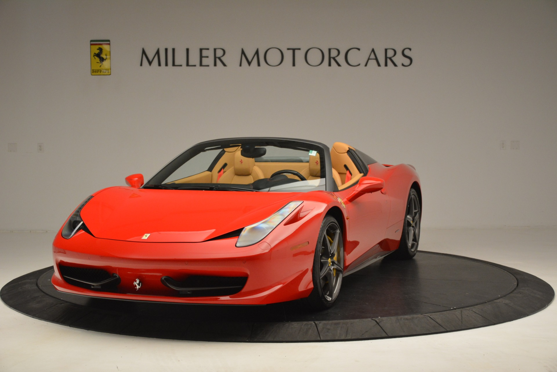 Used 2015 Ferrari 458 Spider  For Sale In Greenwich, CT. Alfa Romeo of Greenwich, 4576
