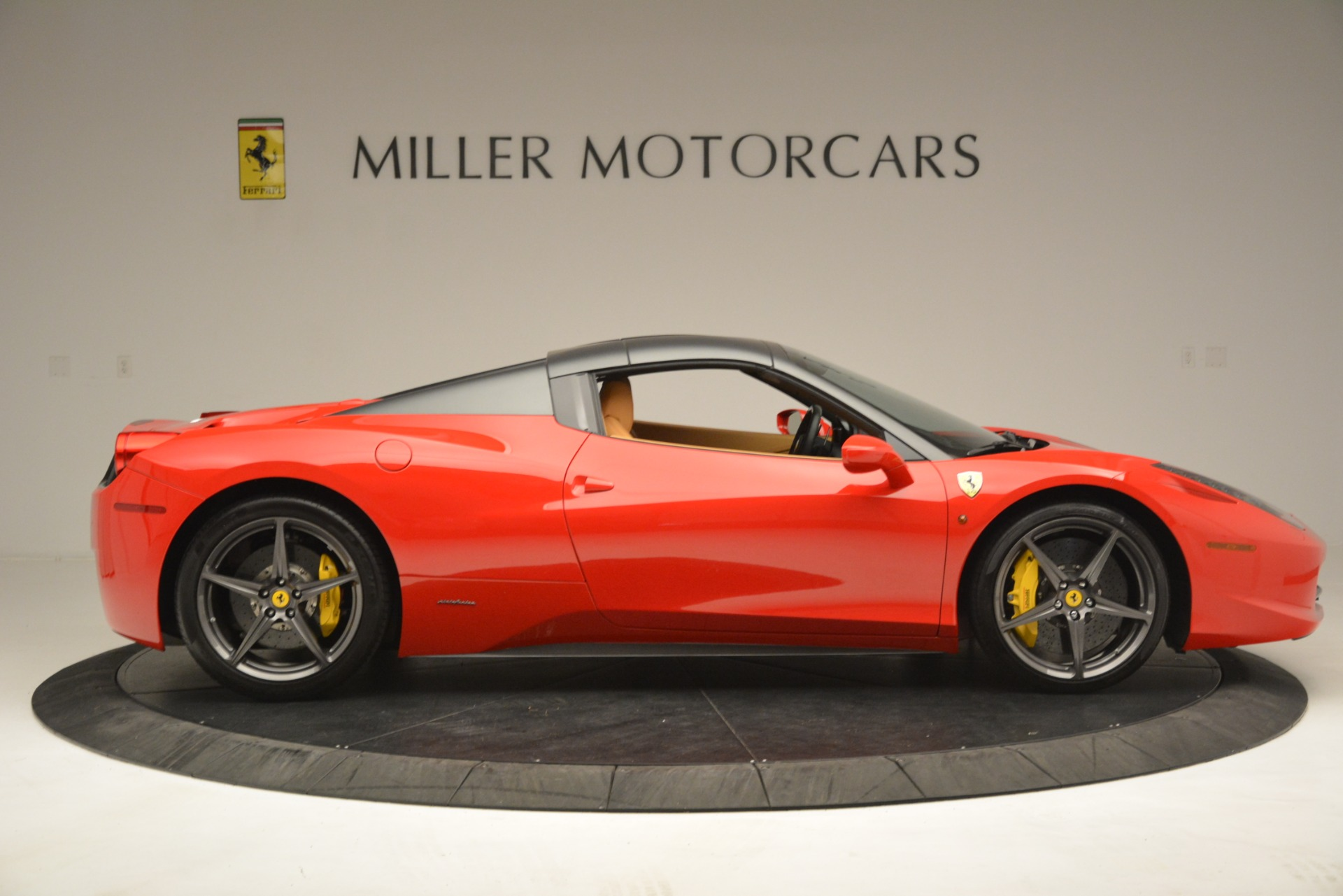 Used 2015 Ferrari 458 Spider  For Sale In Greenwich, CT. Alfa Romeo of Greenwich, 4576 3233_p18