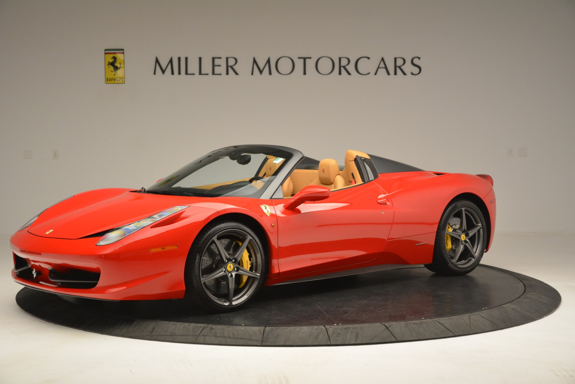 Used 2015 Ferrari 458 Spider  For Sale In Greenwich, CT. Alfa Romeo of Greenwich, 4576 3233_p2