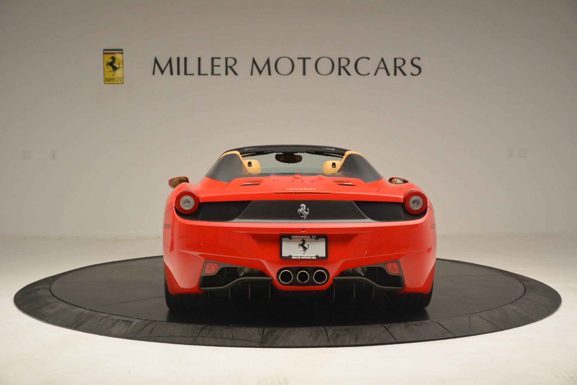 Used 2015 Ferrari 458 Spider  For Sale In Greenwich, CT. Alfa Romeo of Greenwich, 4576 3233_p6