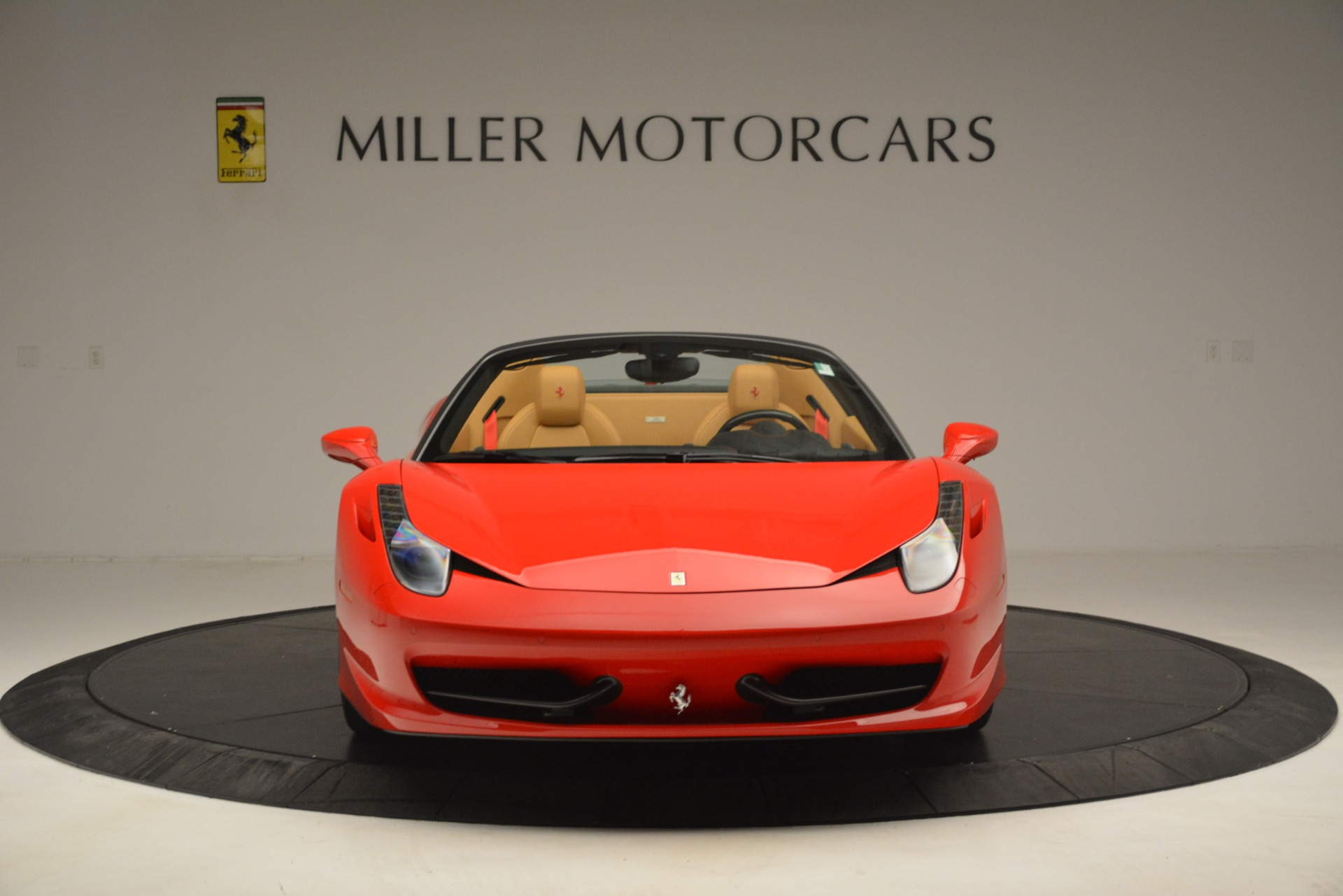 Used 2015 Ferrari 458 Spider  For Sale In Greenwich, CT. Alfa Romeo of Greenwich, 4576 3233_p7