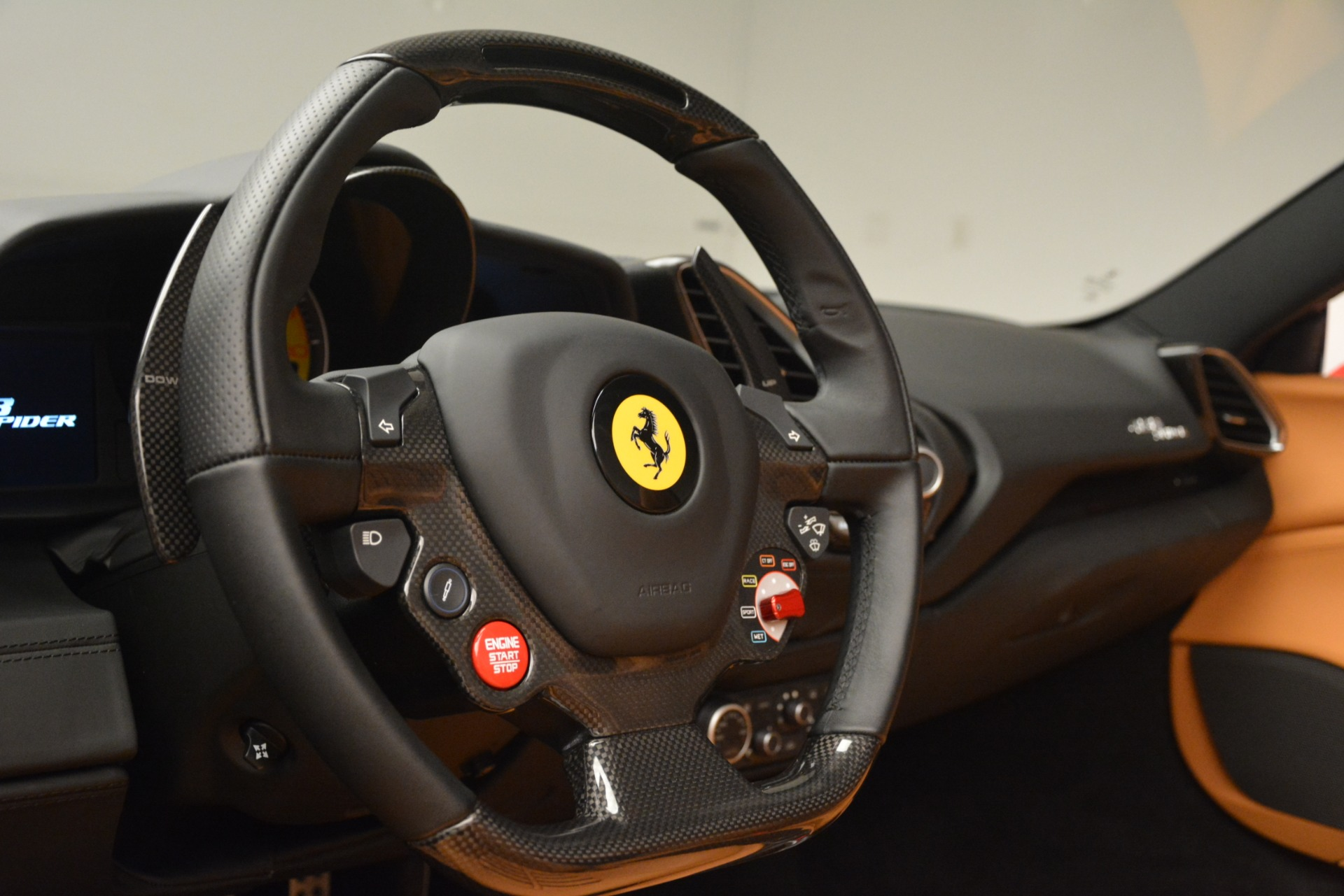 Used 2018 Ferrari 488 Spider  For Sale In Greenwich, CT. Alfa Romeo of Greenwich, F1993A 3234_p26
