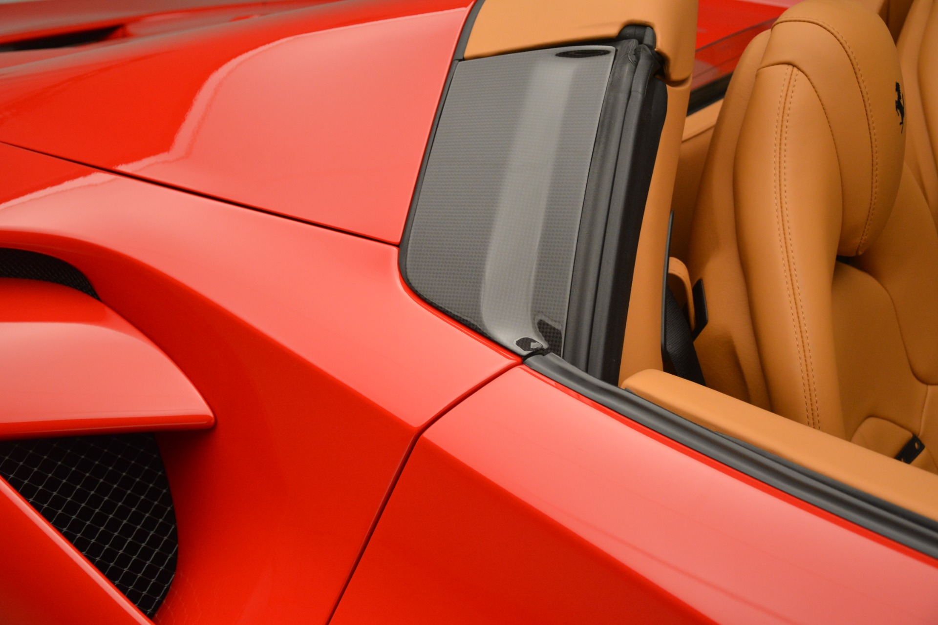 Used 2018 Ferrari 488 Spider  For Sale In Greenwich, CT. Alfa Romeo of Greenwich, F1993A 3234_p31