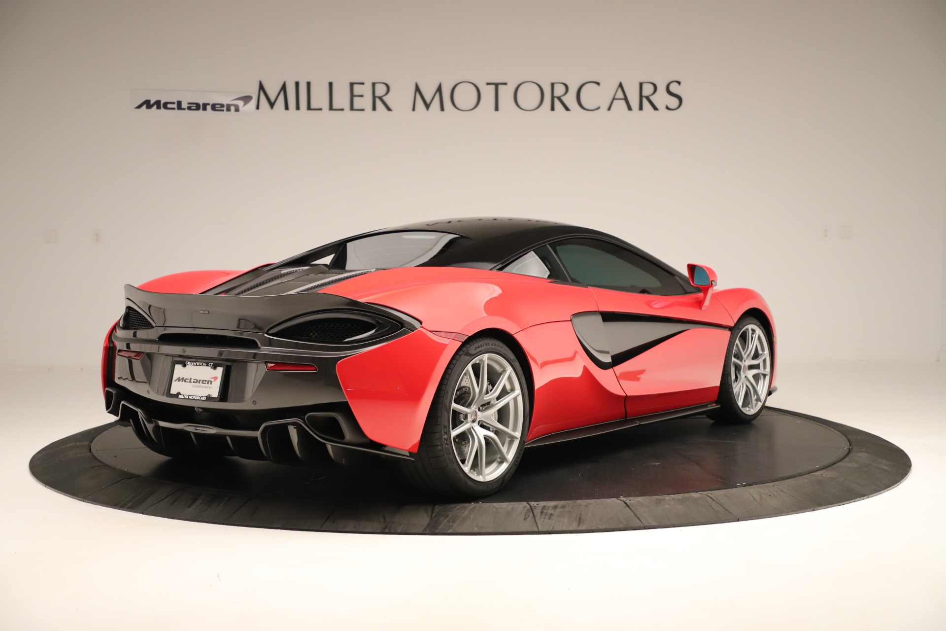 Used 2016 McLaren 570S Coupe For Sale In Greenwich, CT. Alfa Romeo of Greenwich, MC381A 3235_p5