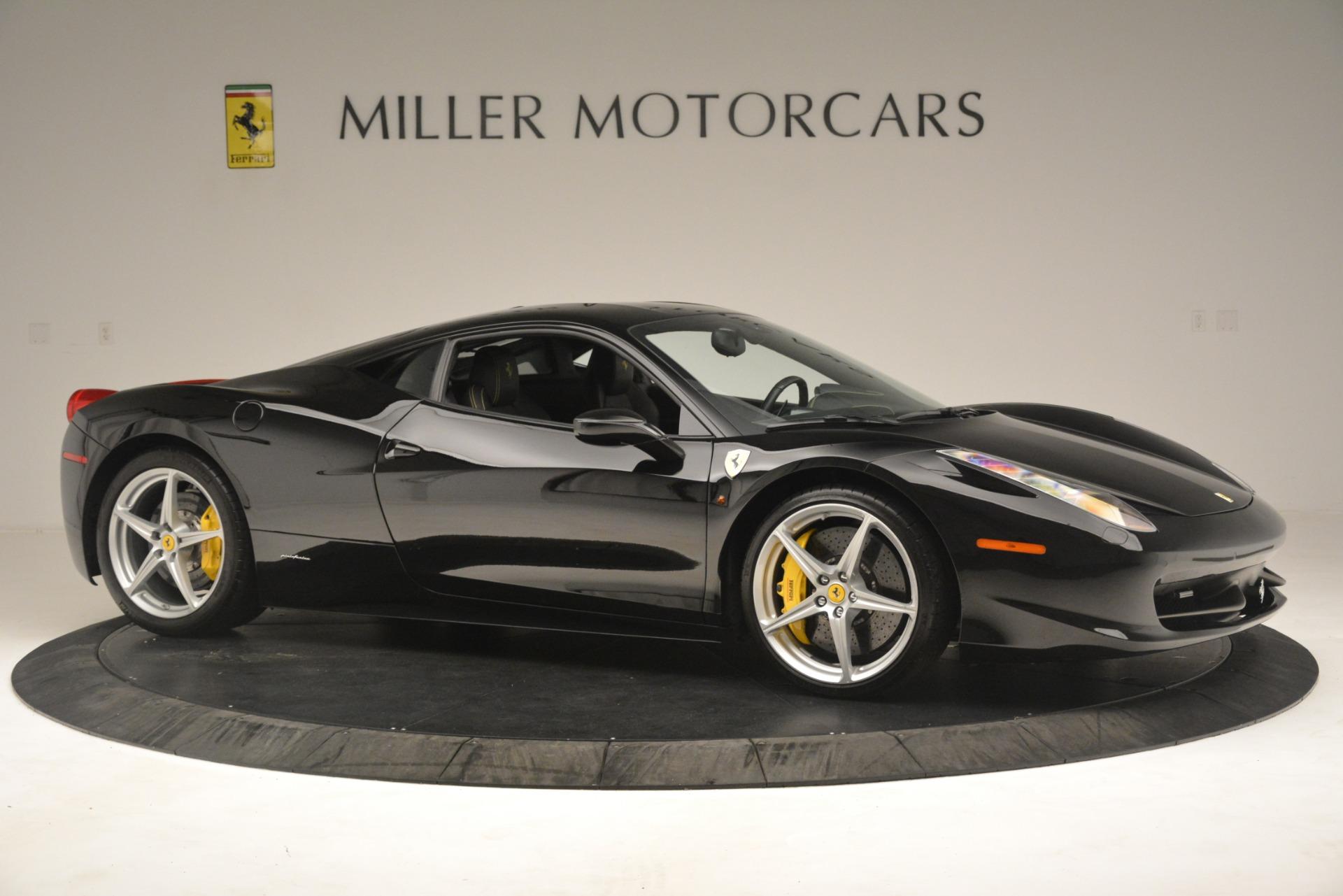 Used 2011 Ferrari 458 Italia  For Sale In Greenwich, CT. Alfa Romeo of Greenwich, 4578 3236_p10