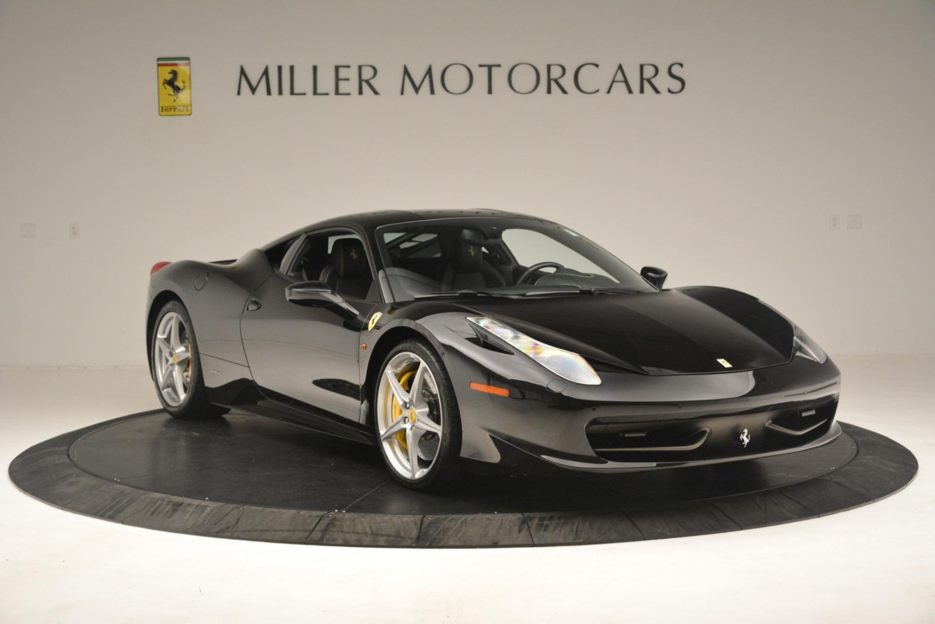 Used 2011 Ferrari 458 Italia  For Sale In Greenwich, CT. Alfa Romeo of Greenwich, 4578 3236_p11