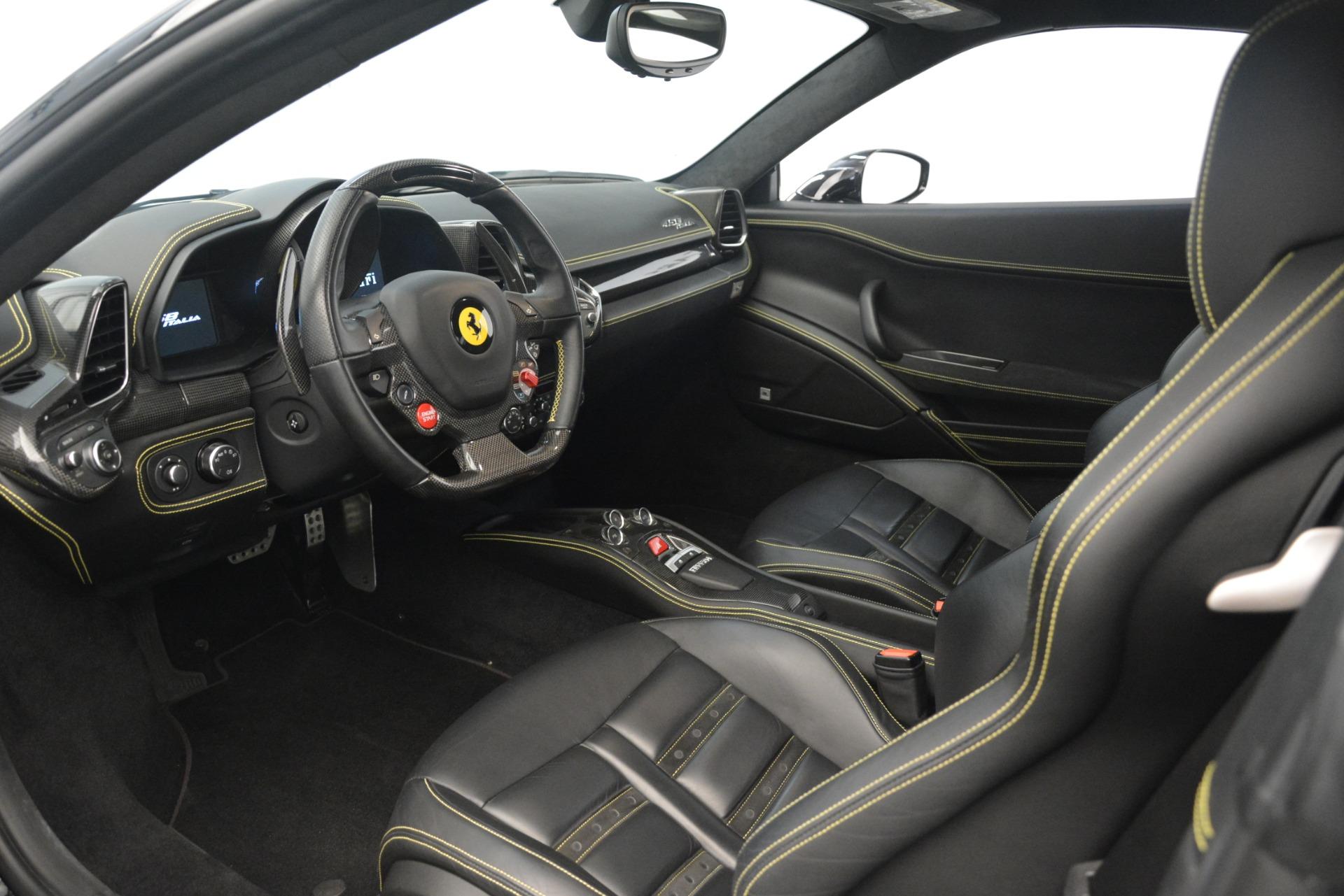 Used 2011 Ferrari 458 Italia  For Sale In Greenwich, CT. Alfa Romeo of Greenwich, 4578 3236_p13