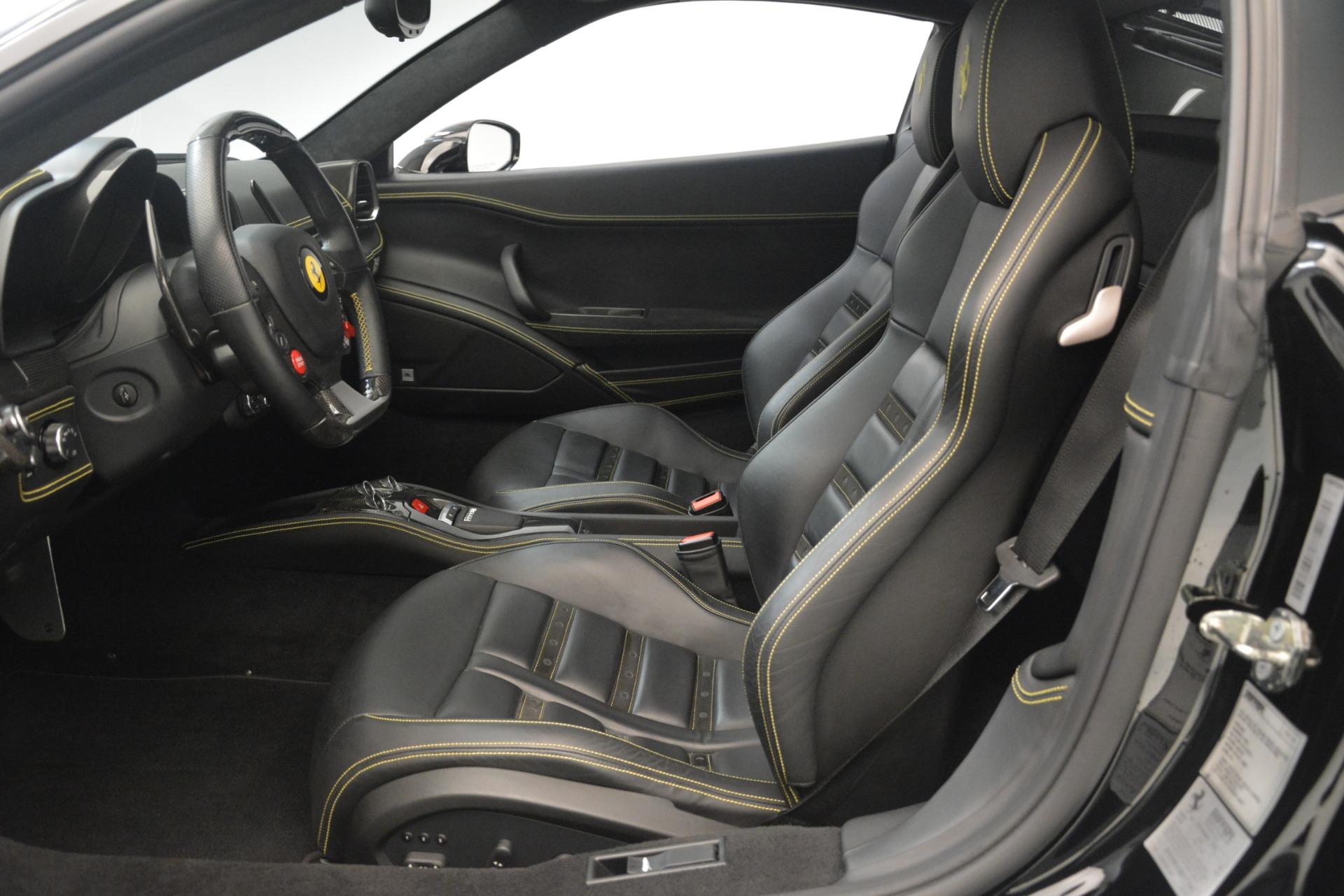 Used 2011 Ferrari 458 Italia  For Sale In Greenwich, CT. Alfa Romeo of Greenwich, 4578 3236_p14