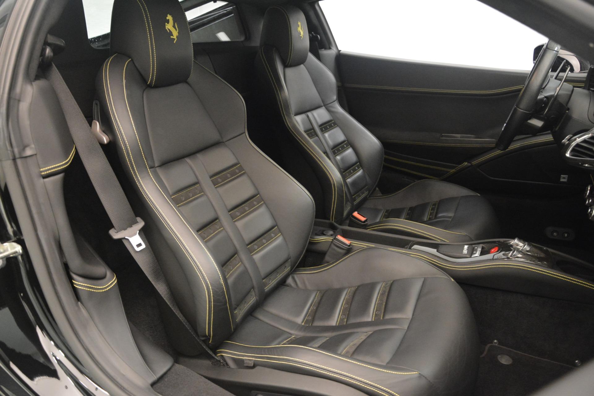 Used 2011 Ferrari 458 Italia  For Sale In Greenwich, CT. Alfa Romeo of Greenwich, 4578 3236_p19
