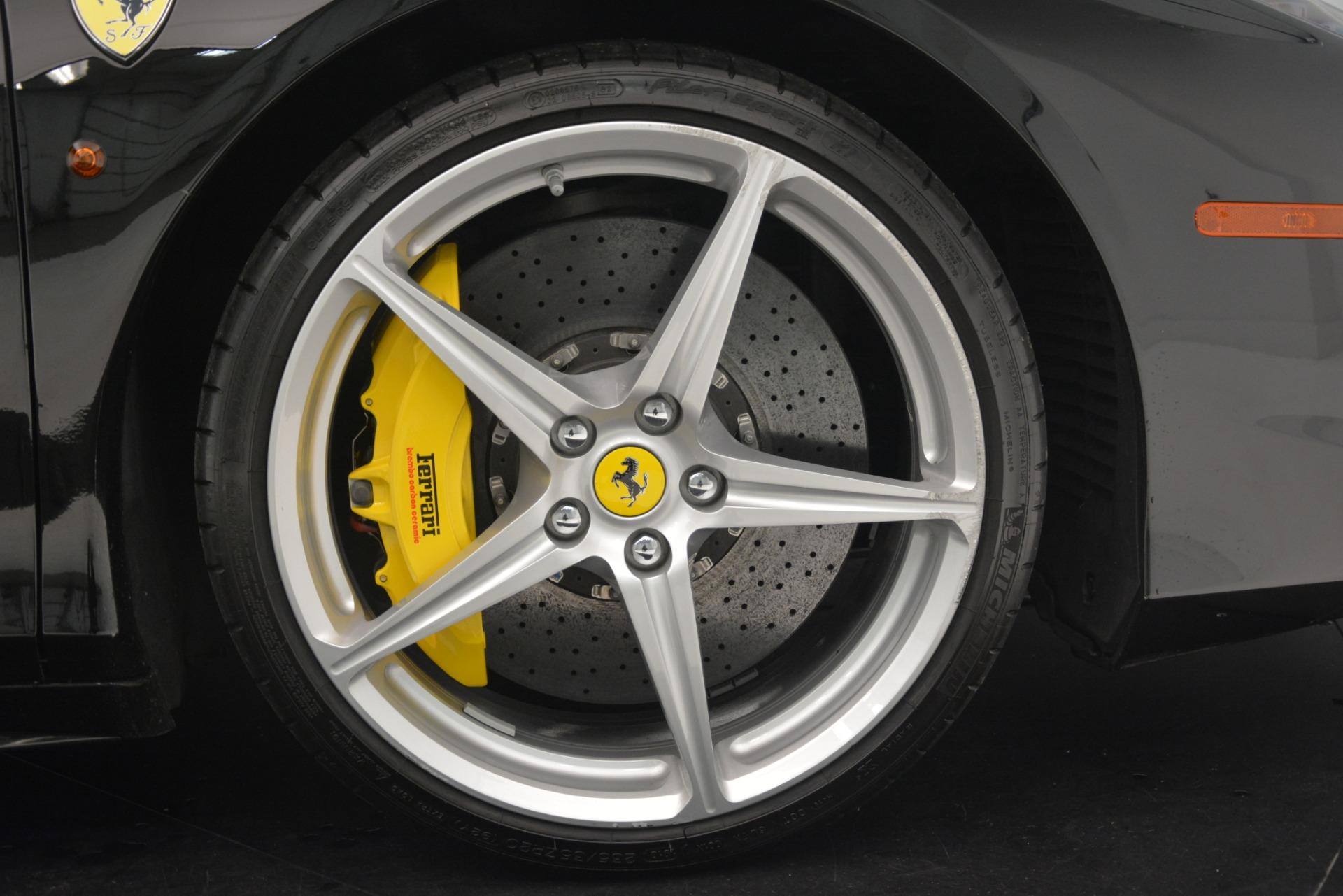 Used 2011 Ferrari 458 Italia  For Sale In Greenwich, CT. Alfa Romeo of Greenwich, 4578 3236_p25