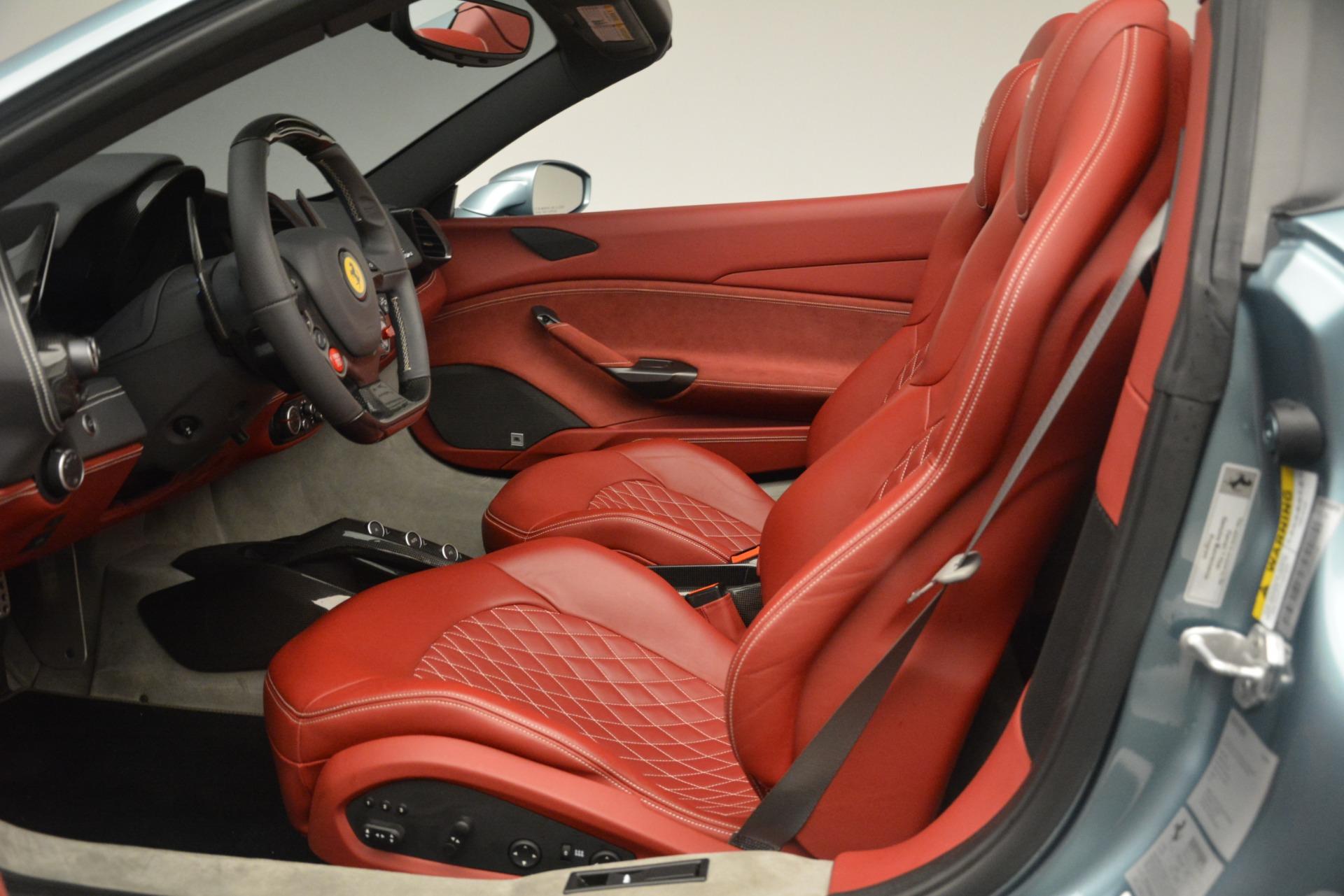 Used 2017 Ferrari 488 Spider  For Sale In Greenwich, CT. Alfa Romeo of Greenwich, 4577C 3237_p19