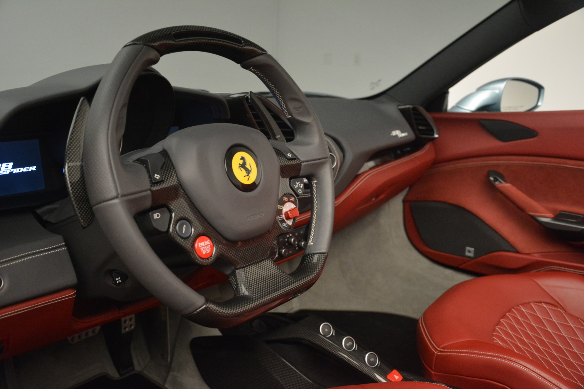 Used 2017 Ferrari 488 Spider  For Sale In Greenwich, CT. Alfa Romeo of Greenwich, 4577C 3237_p25