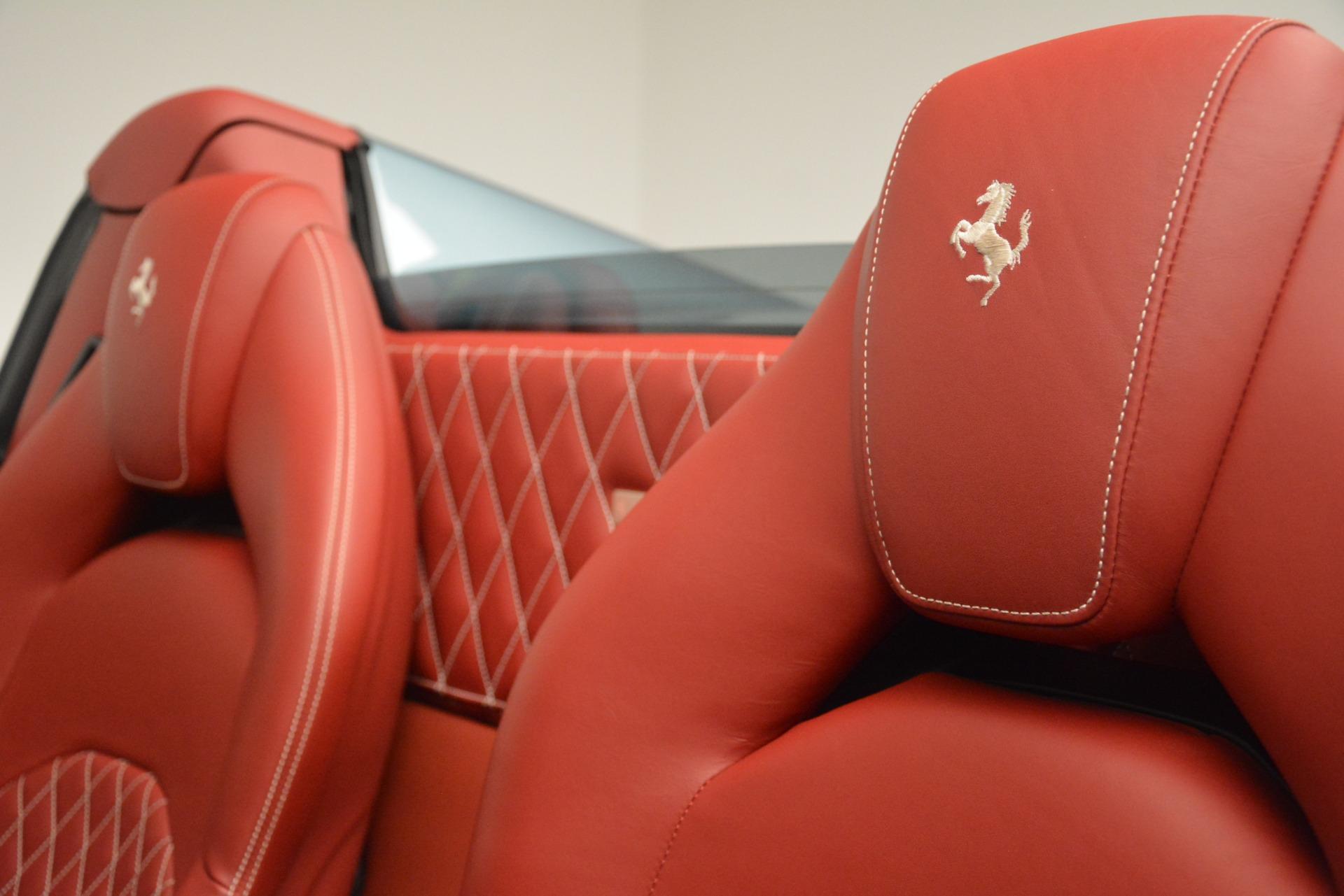 Used 2017 Ferrari 488 Spider  For Sale In Greenwich, CT. Alfa Romeo of Greenwich, 4577C 3237_p26