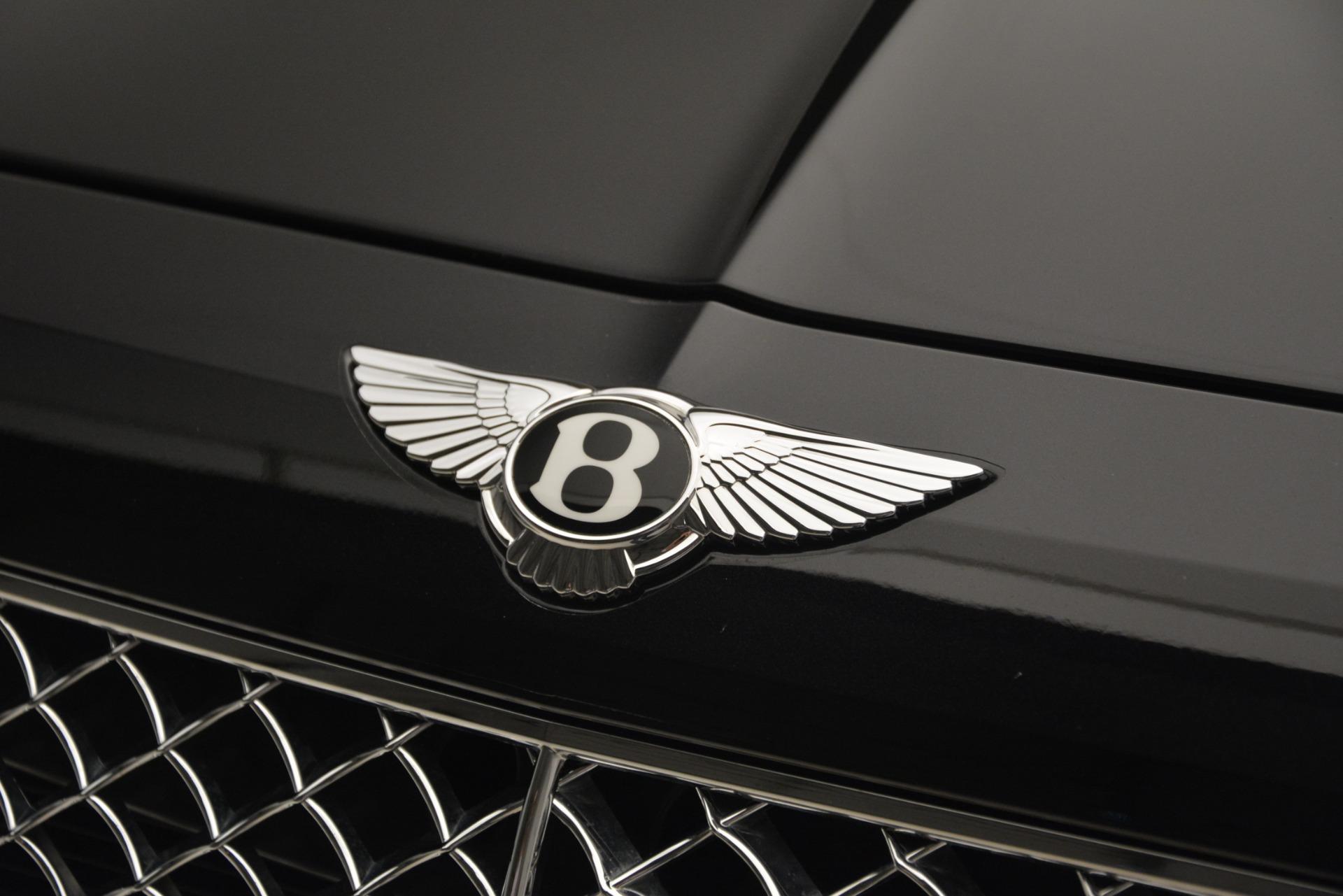 Used 2017 Bentley Bentayga W12 For Sale In Greenwich, CT. Alfa Romeo of Greenwich, 7570 3239_p14