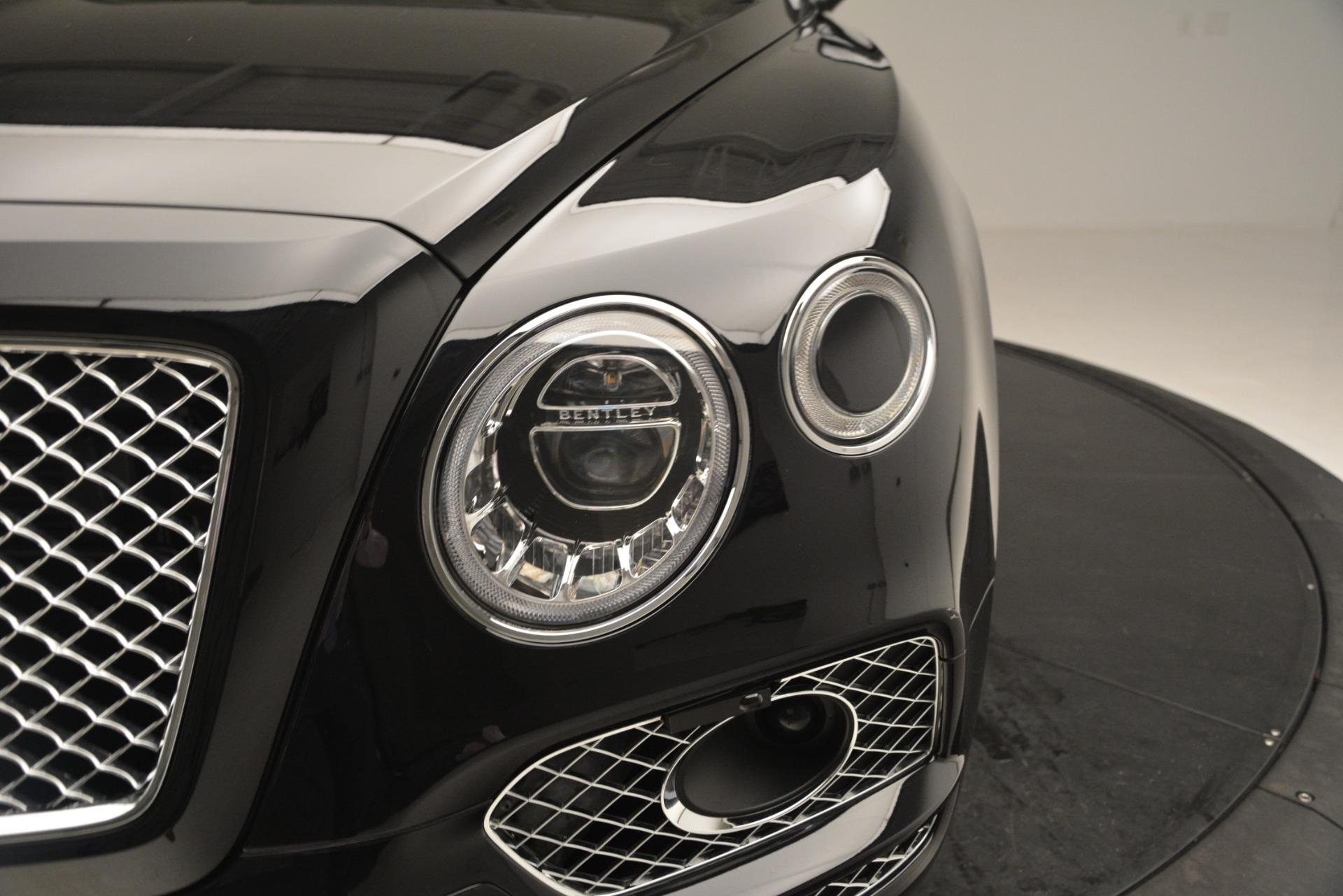 Used 2017 Bentley Bentayga W12 For Sale In Greenwich, CT. Alfa Romeo of Greenwich, 7570 3239_p15